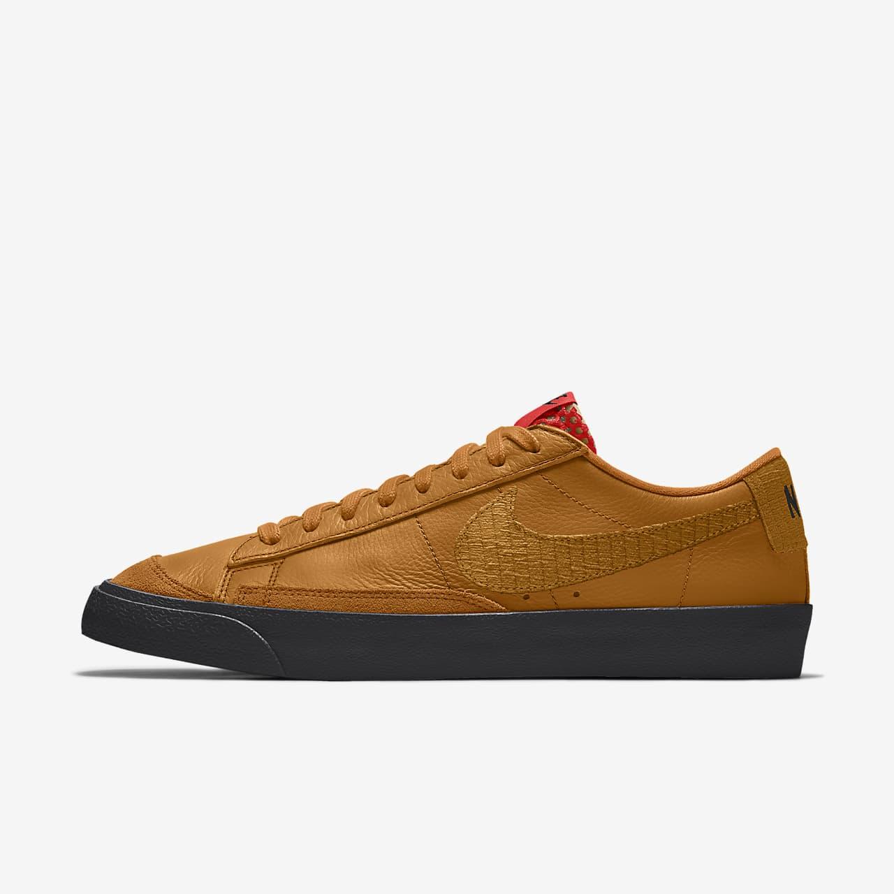Nike Blazer Low '77 Vintage By You Custom Shoe