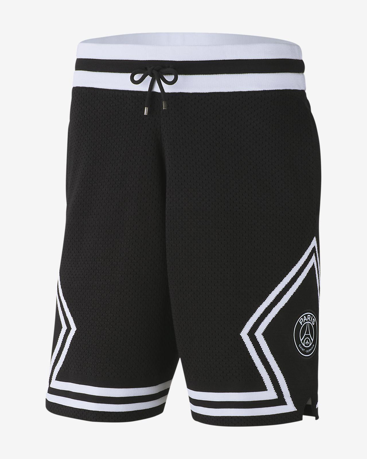 巴黎圣日耳曼 Diamond 男子针织短裤