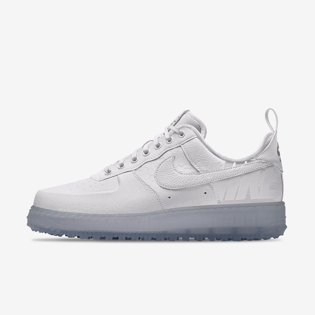 Nike Air Force 1 Low iD Winter White Men's Shoe