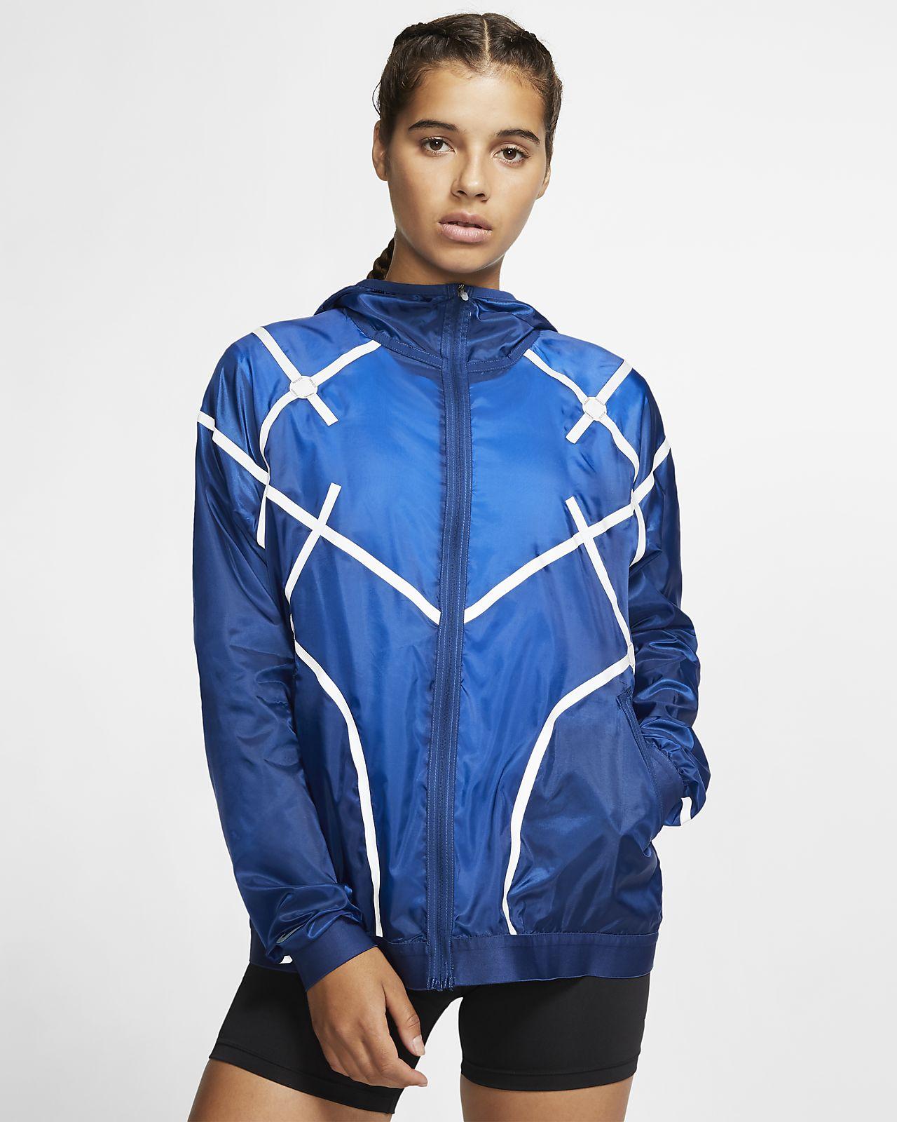 Nike City Ready Women's Hooded Running Jacket