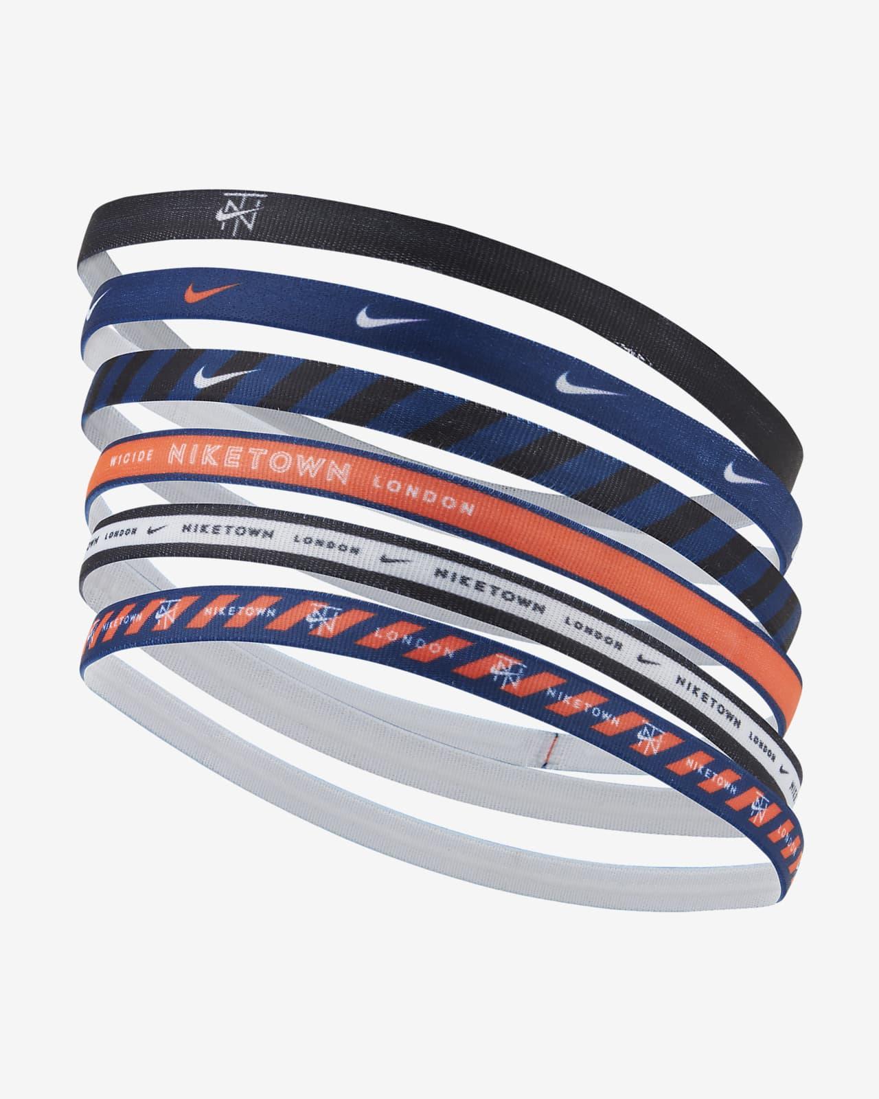 Nike (Niketown London) Hoofdbanden met print (6 stuks)