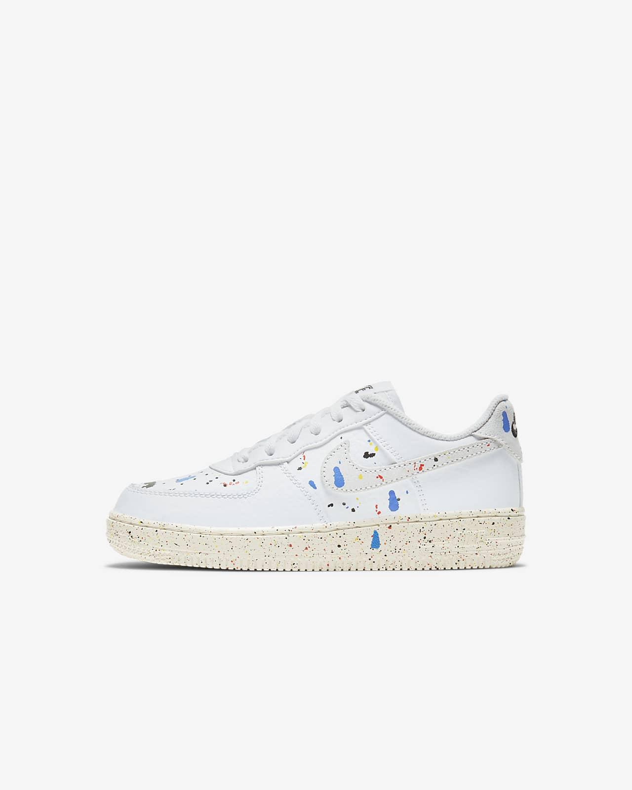 Nike Force 1 LV8 3 (PS) 幼童运动童鞋