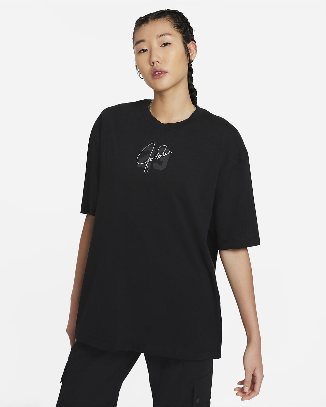Jordan Essentials Women's Short-Sleeve Graphic T-Shirt