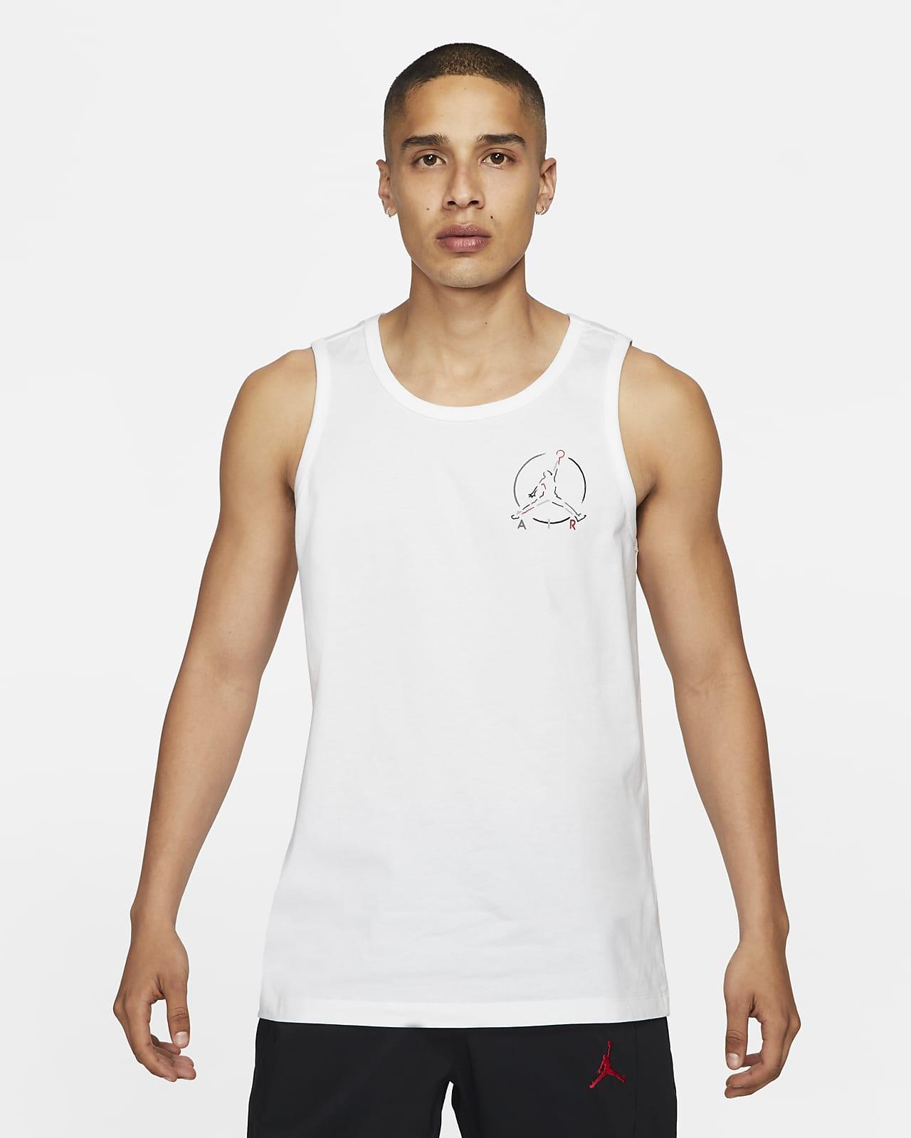 Camiseta de tirantes para hombre Jordan Jumpman Air