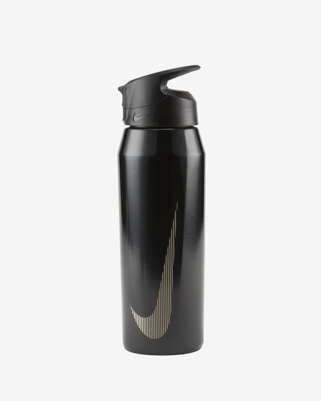 Nike HyperCharge 32oz Stainless Steel Straw Bottle