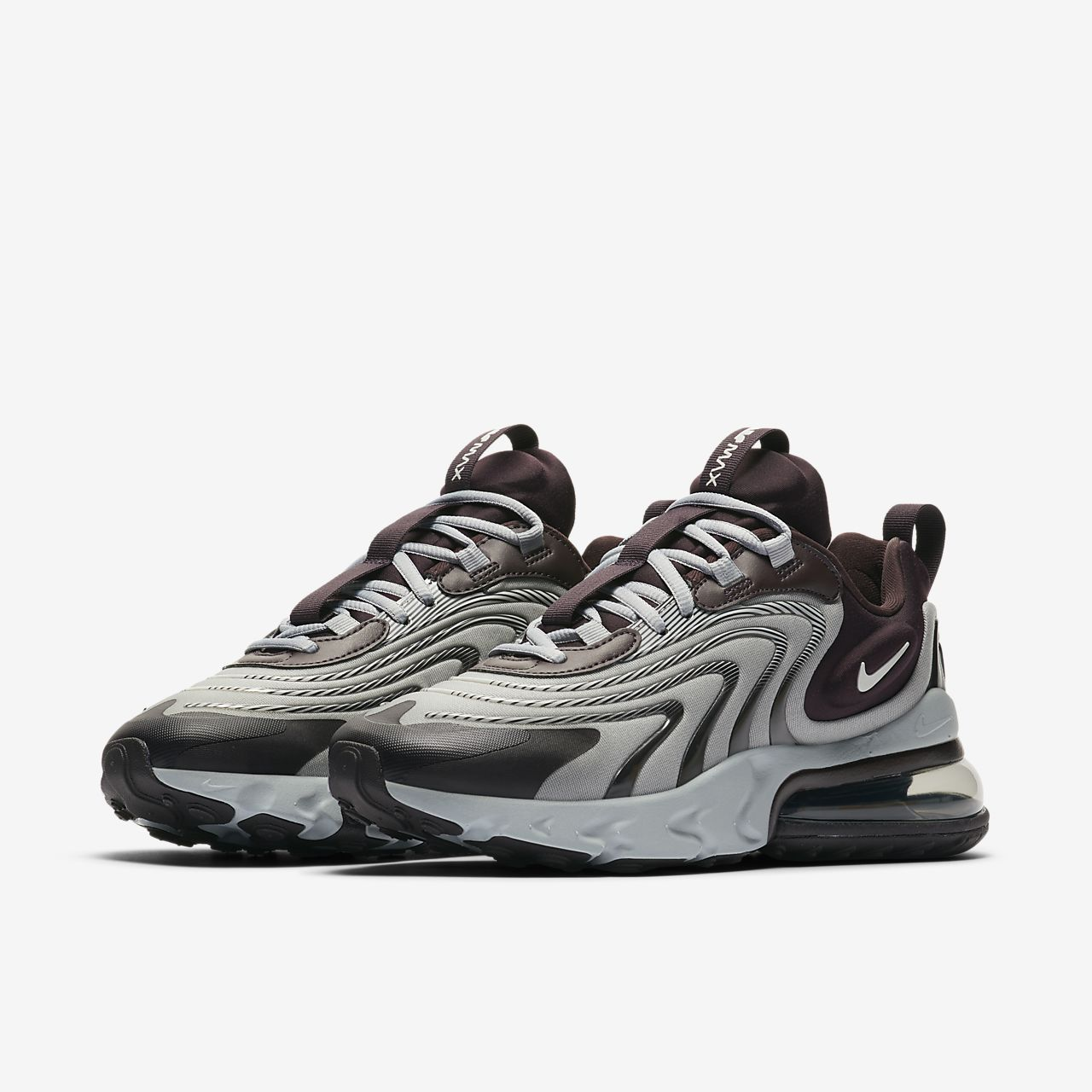 "Nike Air Max 270 React ENG ""Burgundy Ash"" Release Date"