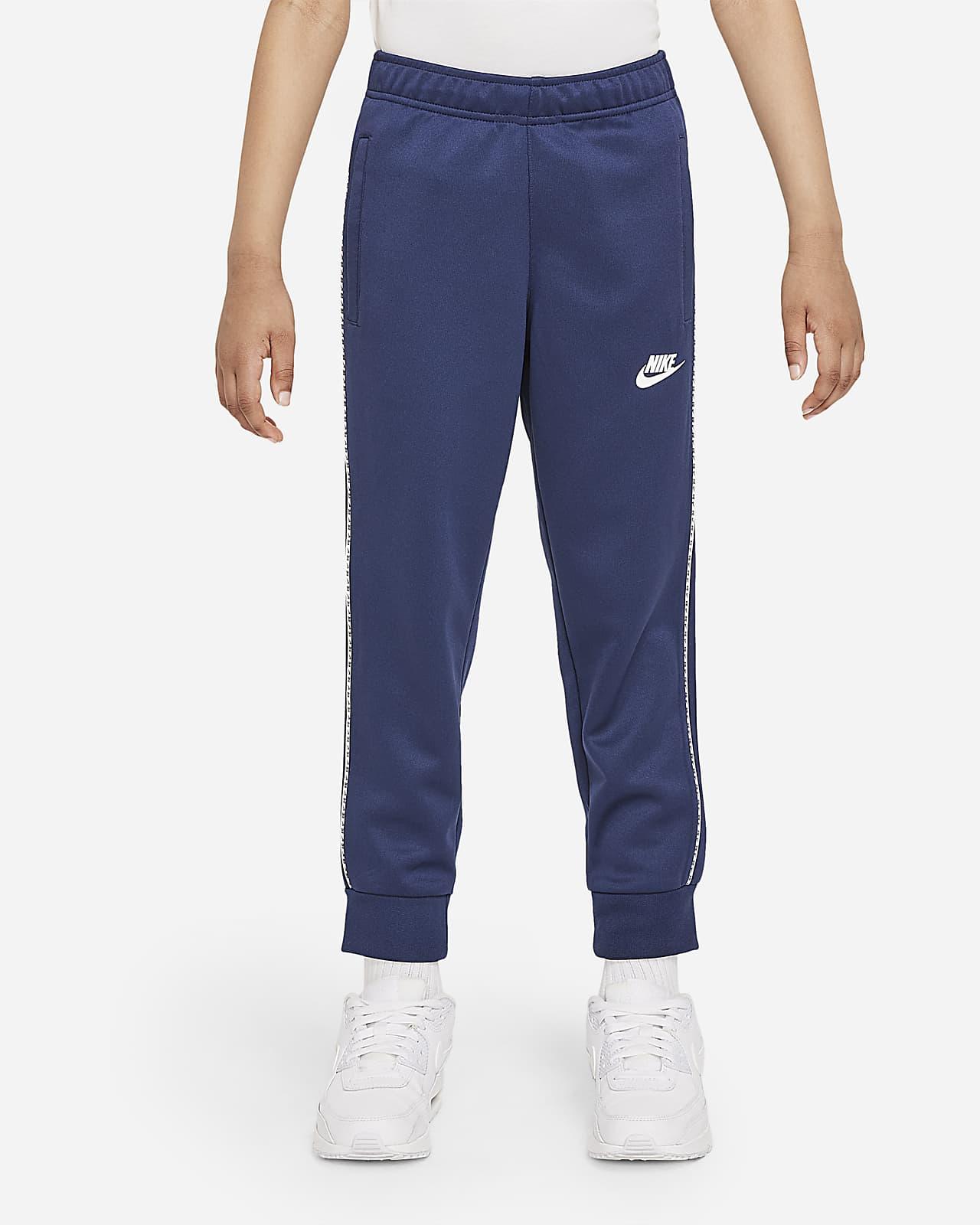Nike Sportswear-joggers til store børn (drenge)