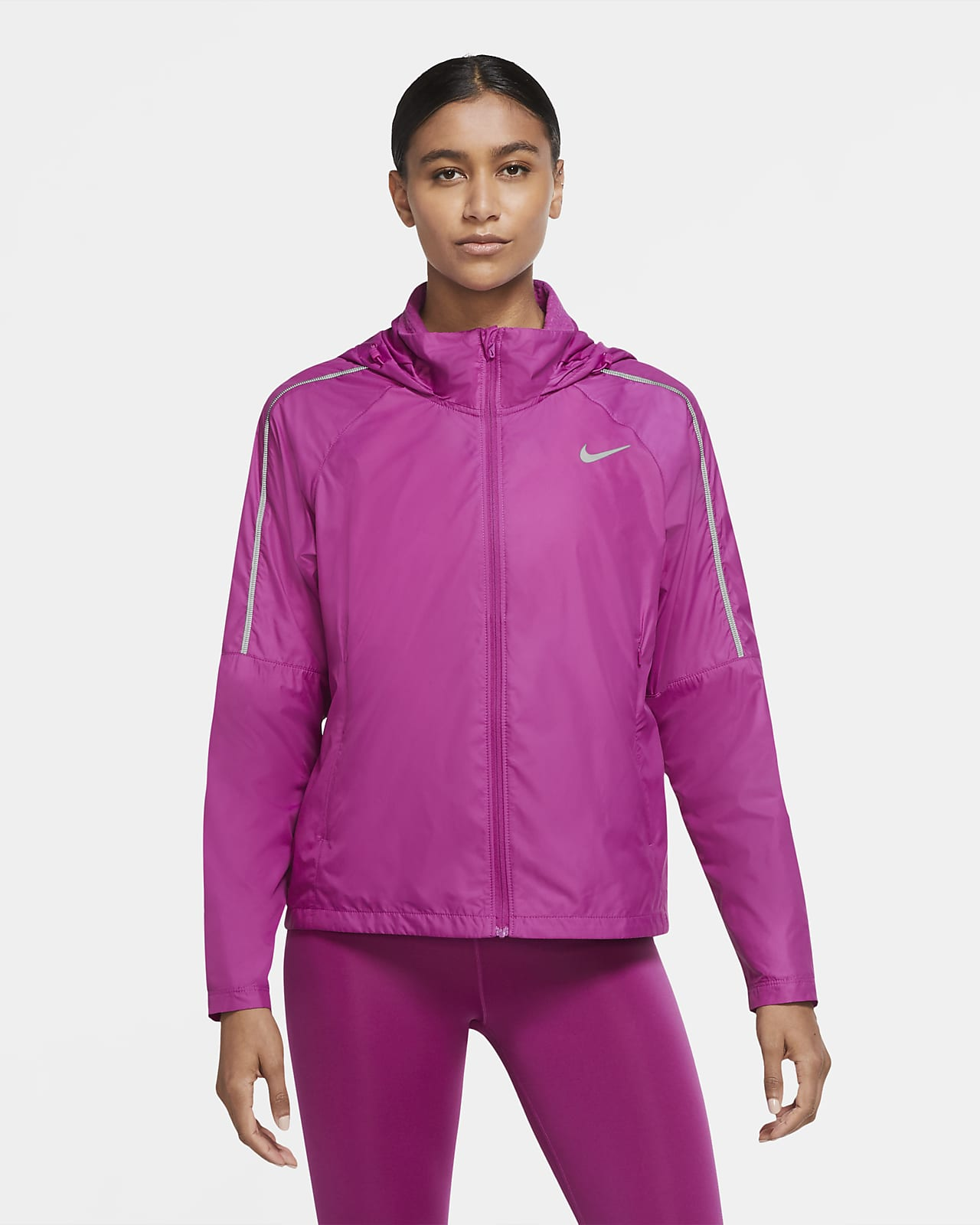 Nike Shield Jaqueta de running - Dona