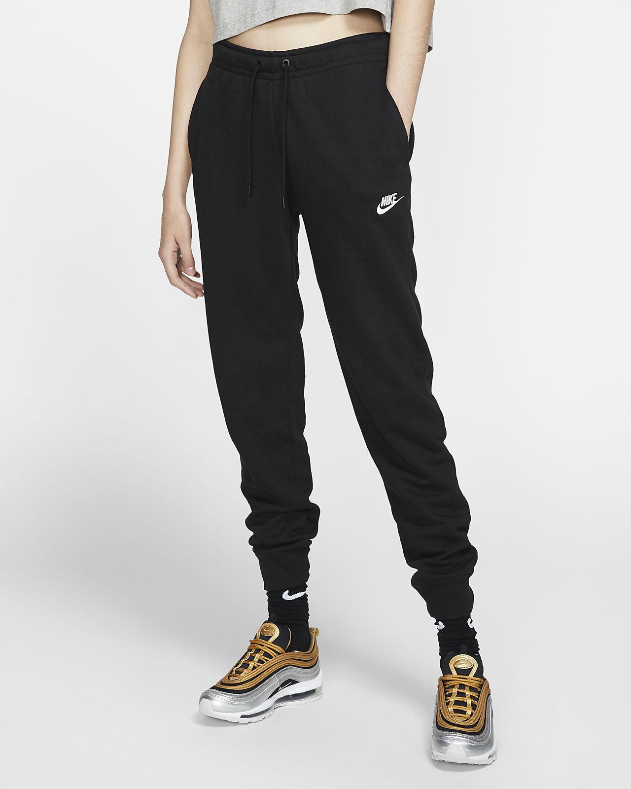 Fleecebyxor Nike Sportswear Essential för kvinnor