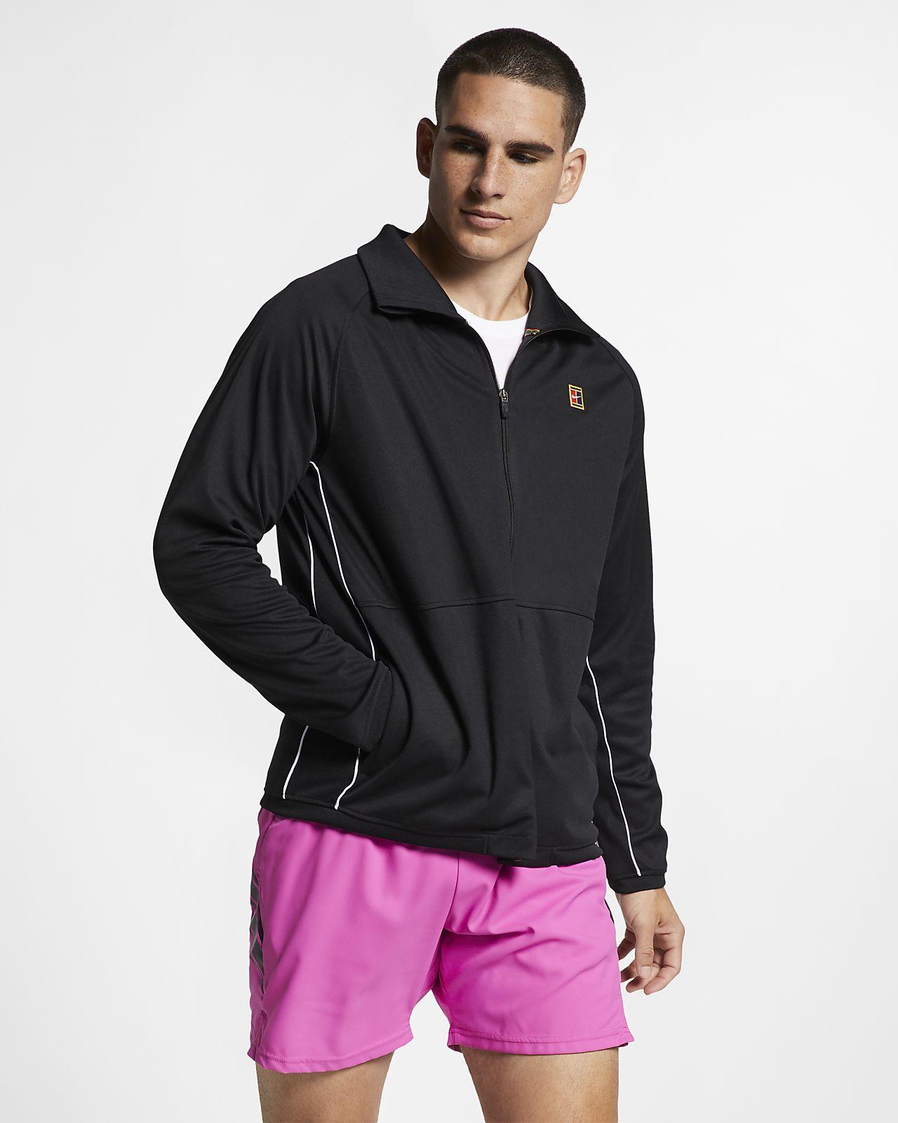 NikeCourt férfi tenisz-melegítőfelső