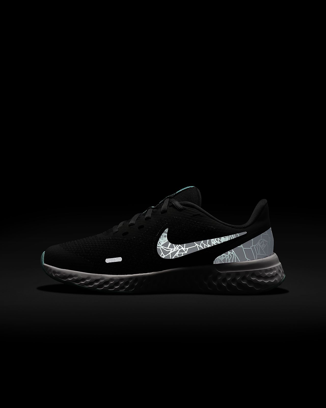 boys nike revolution run