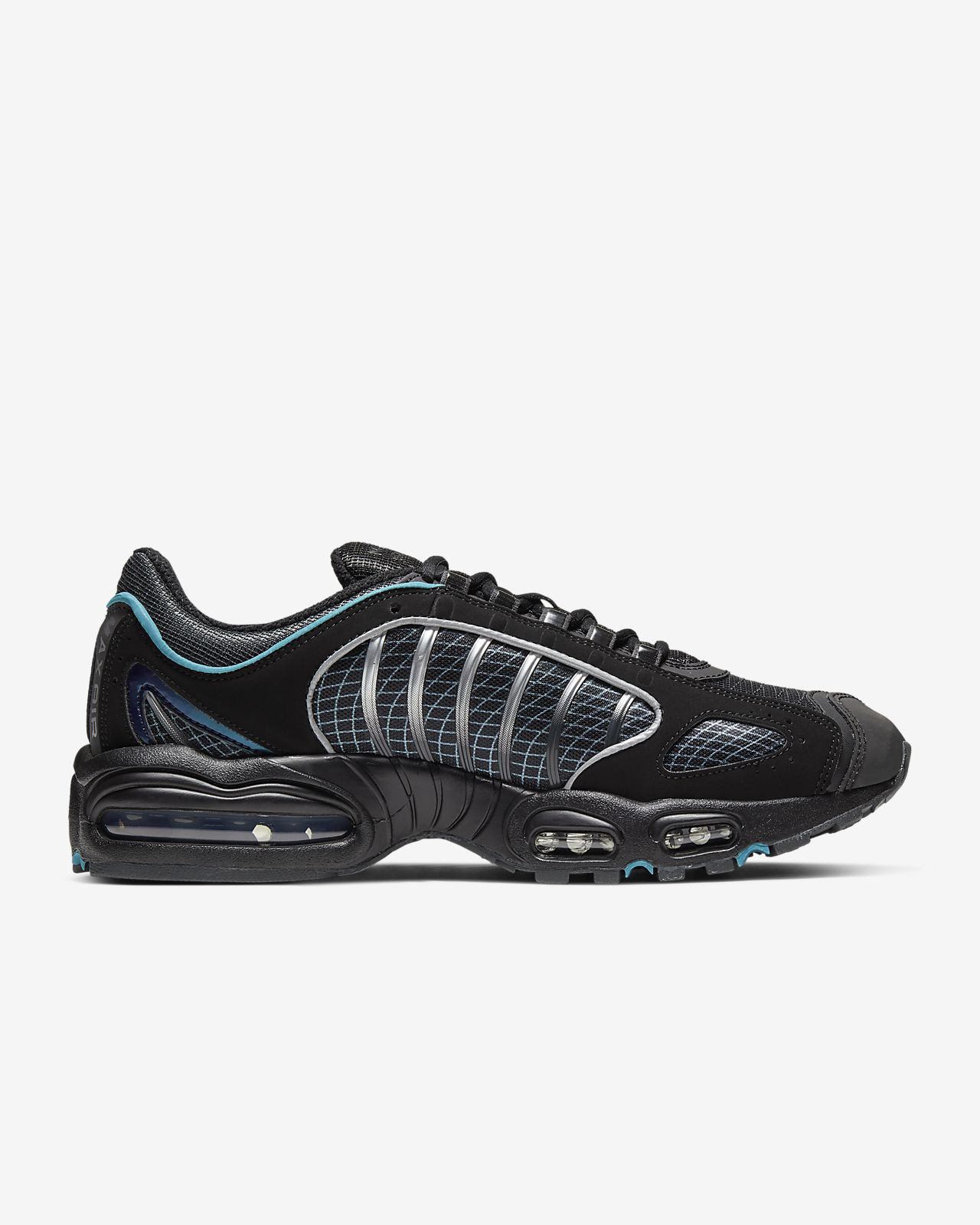Nike Air Max Tailwind 4 Sneakers Uomo Nere