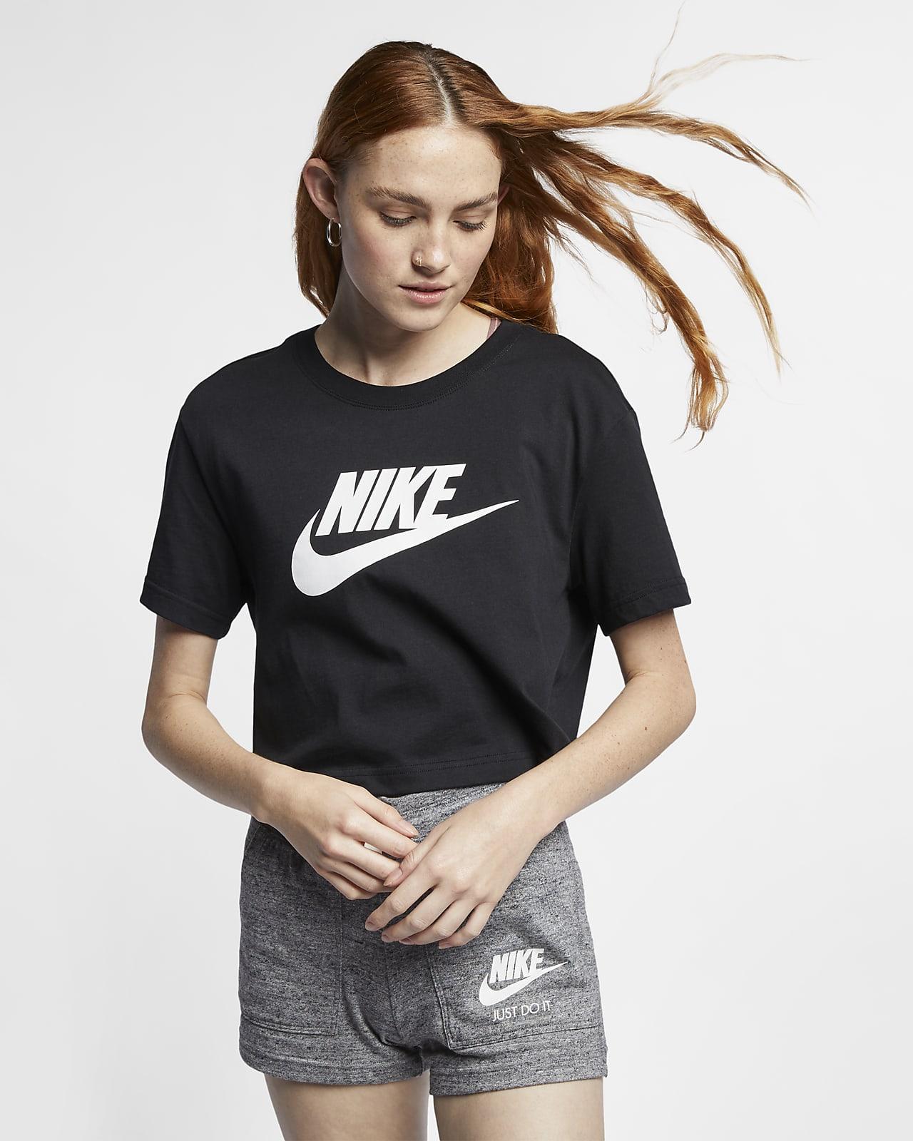 Playera corta para mujer Nike Sportswear Essential