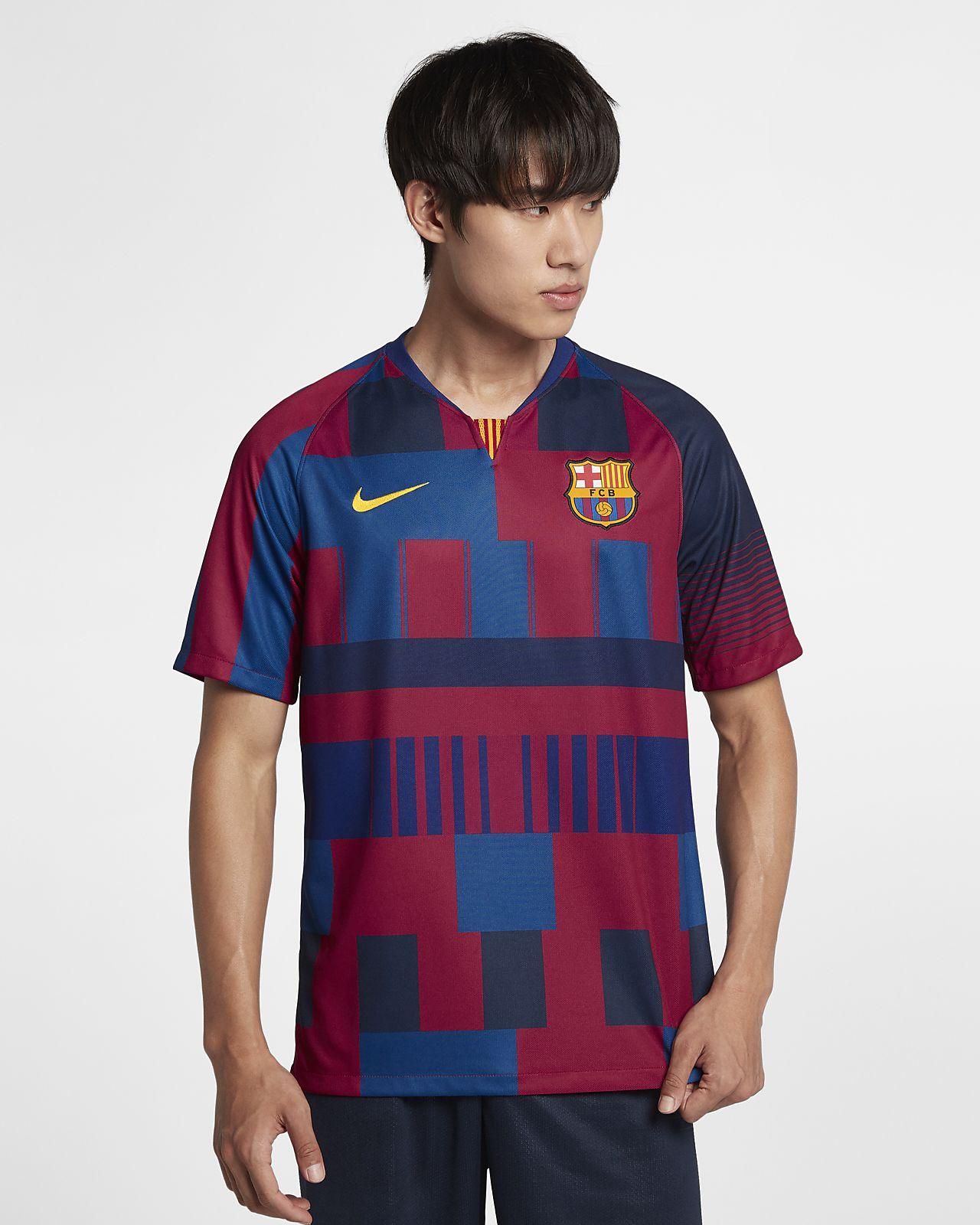 nike barcellona shirt