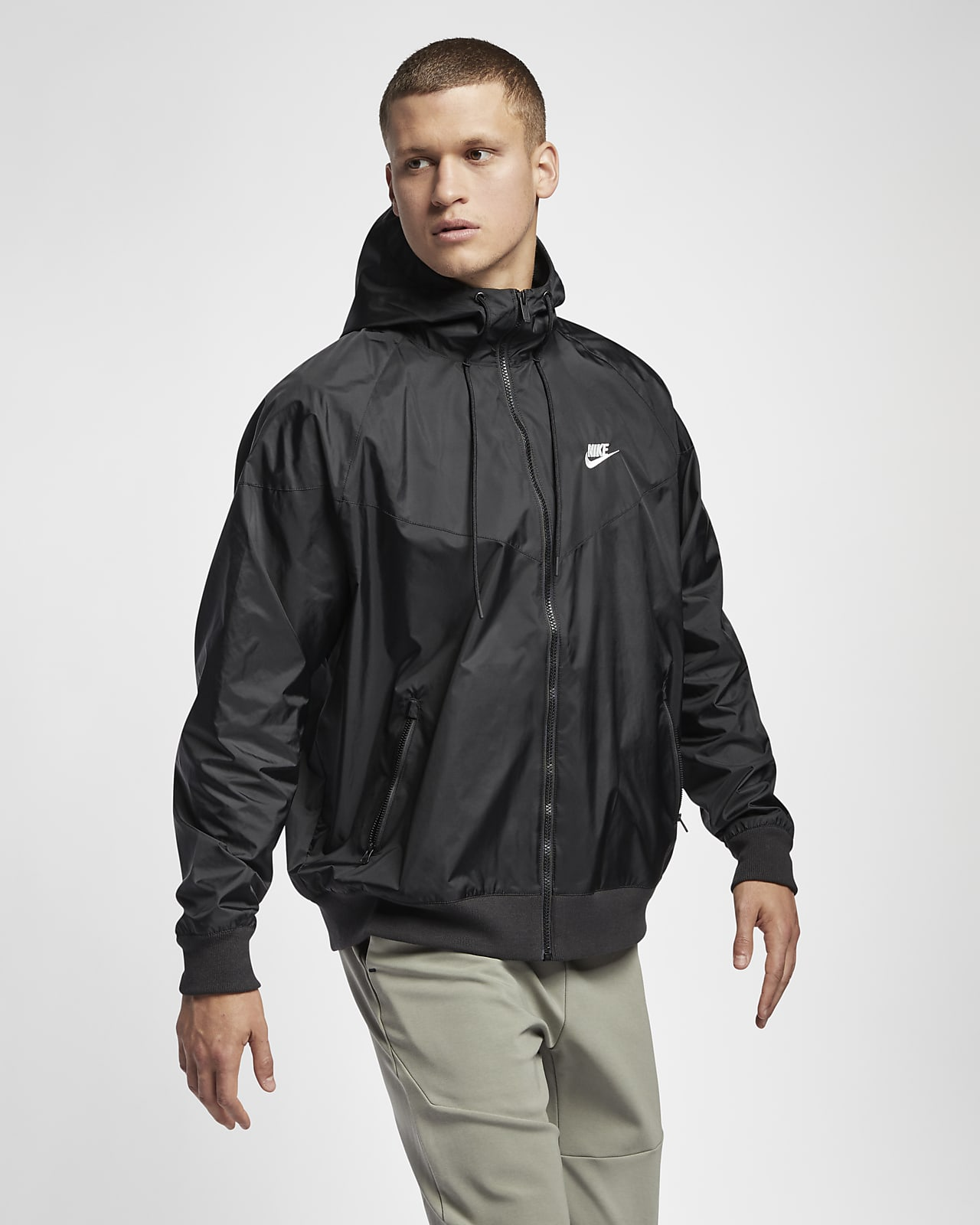 Rompeviento con capucha Nike Sportswear Windrunner