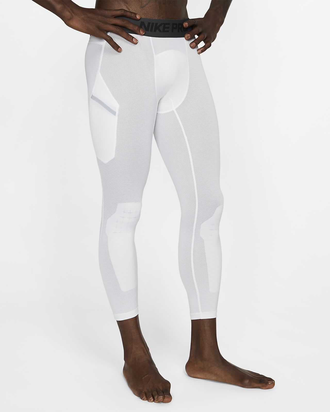 Nike Pro 3/4-Basketball-Tights für Herren