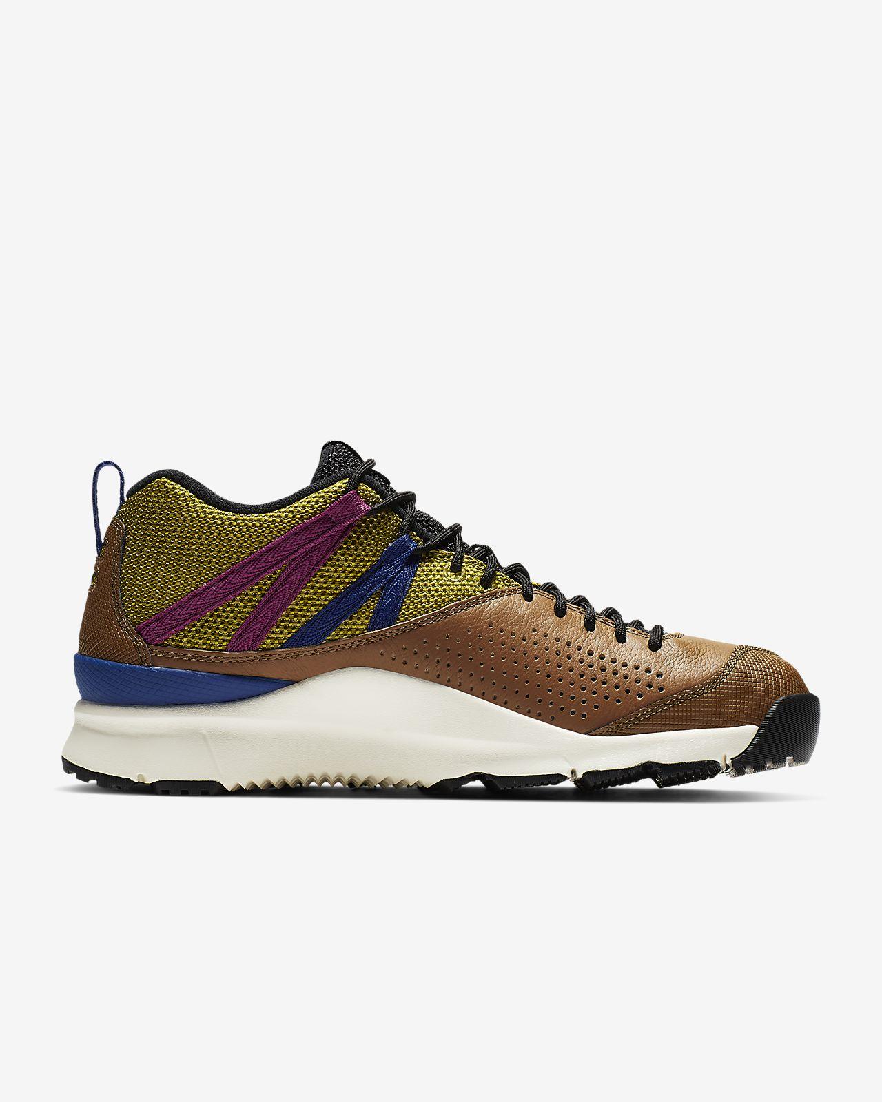 Nike Mens Okwahn II Energy Hiking, Trail Shoes Leather Lifestyle
