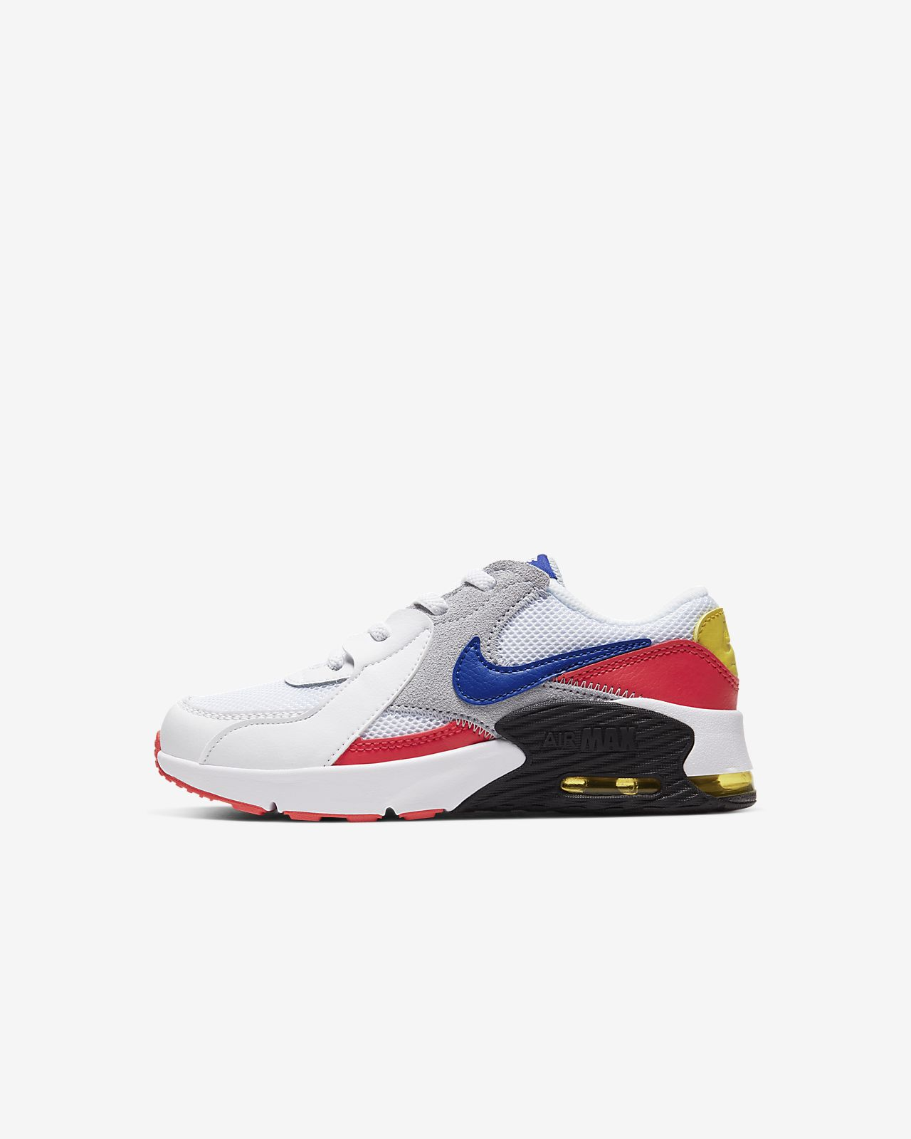 Nike Air Max Excee Kids sneakers WHITEHYPER BLUE BRIGHT