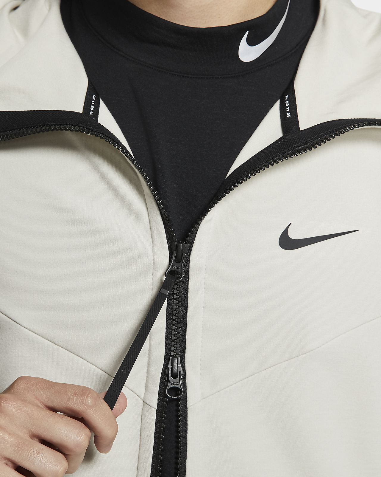 Nike Sportswear Tech Pack Men's Hooded Full Zip Jacket