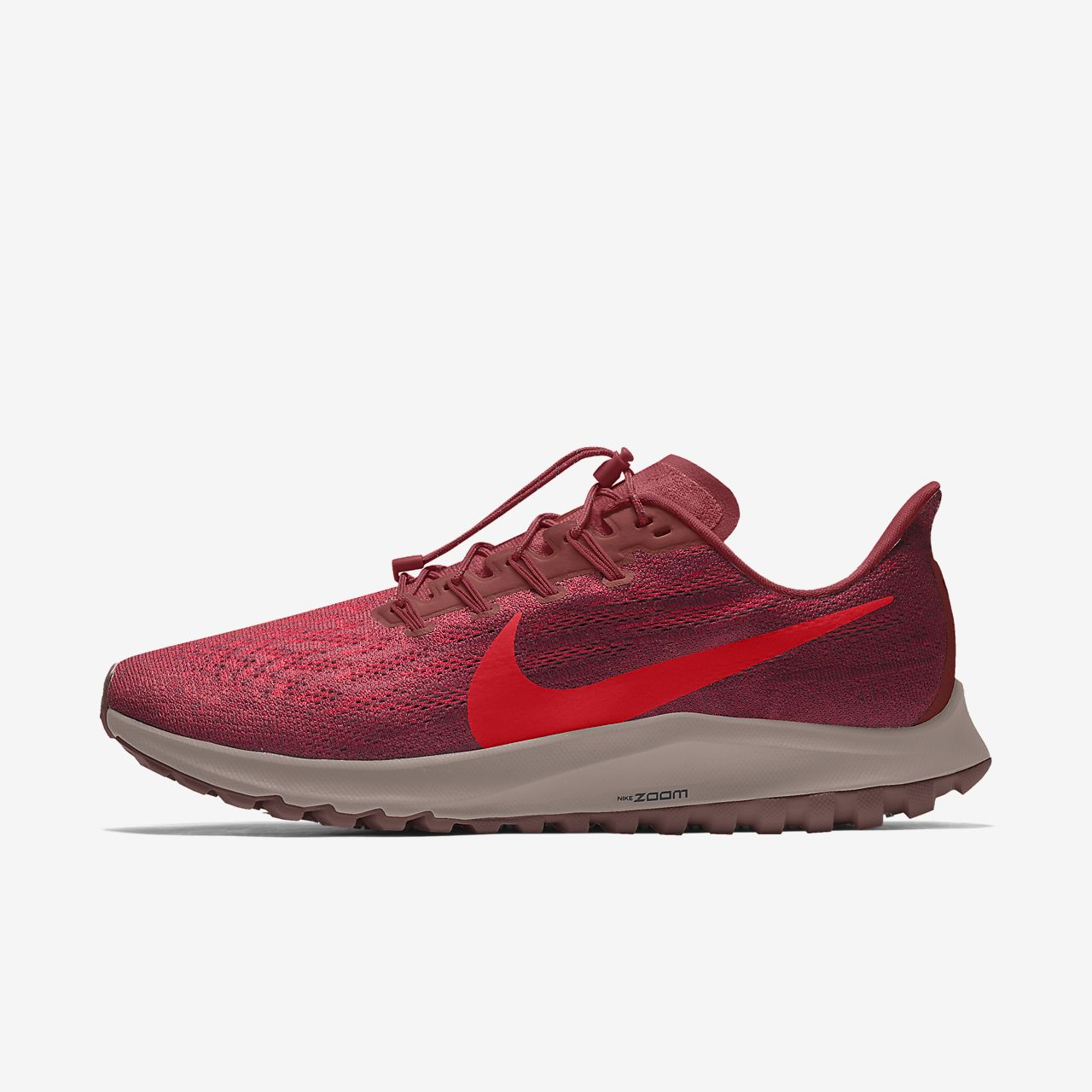 Scarpa da running personalizzabile Nike Air Zoom Pegasus 36 By You - Donna