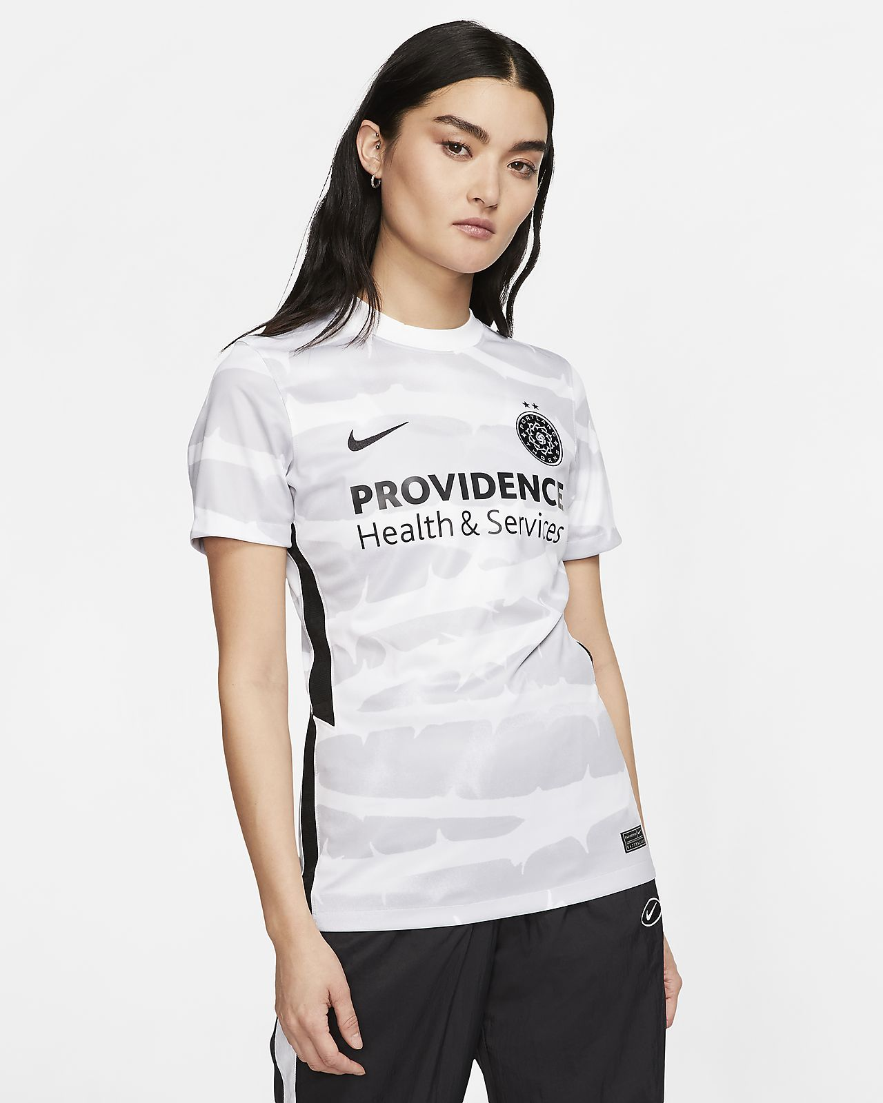 เสื้อแข่งฟุตบอลผู้หญิง Portland Thorns FC 2020 Stadium Away