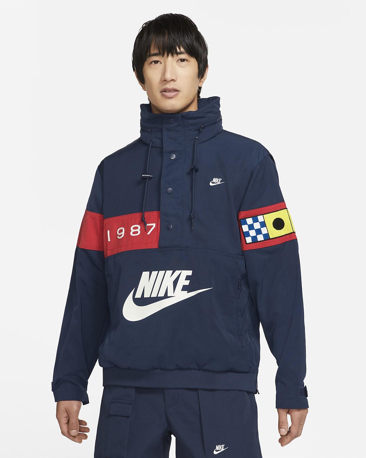 Nike Sportswear Reissue Walliwaw 男子梭织上衣