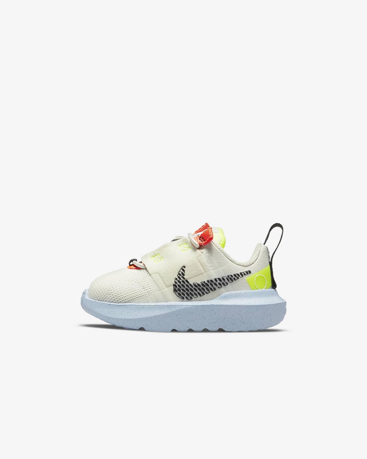 Sko Nike Crater Impact för baby/små barn