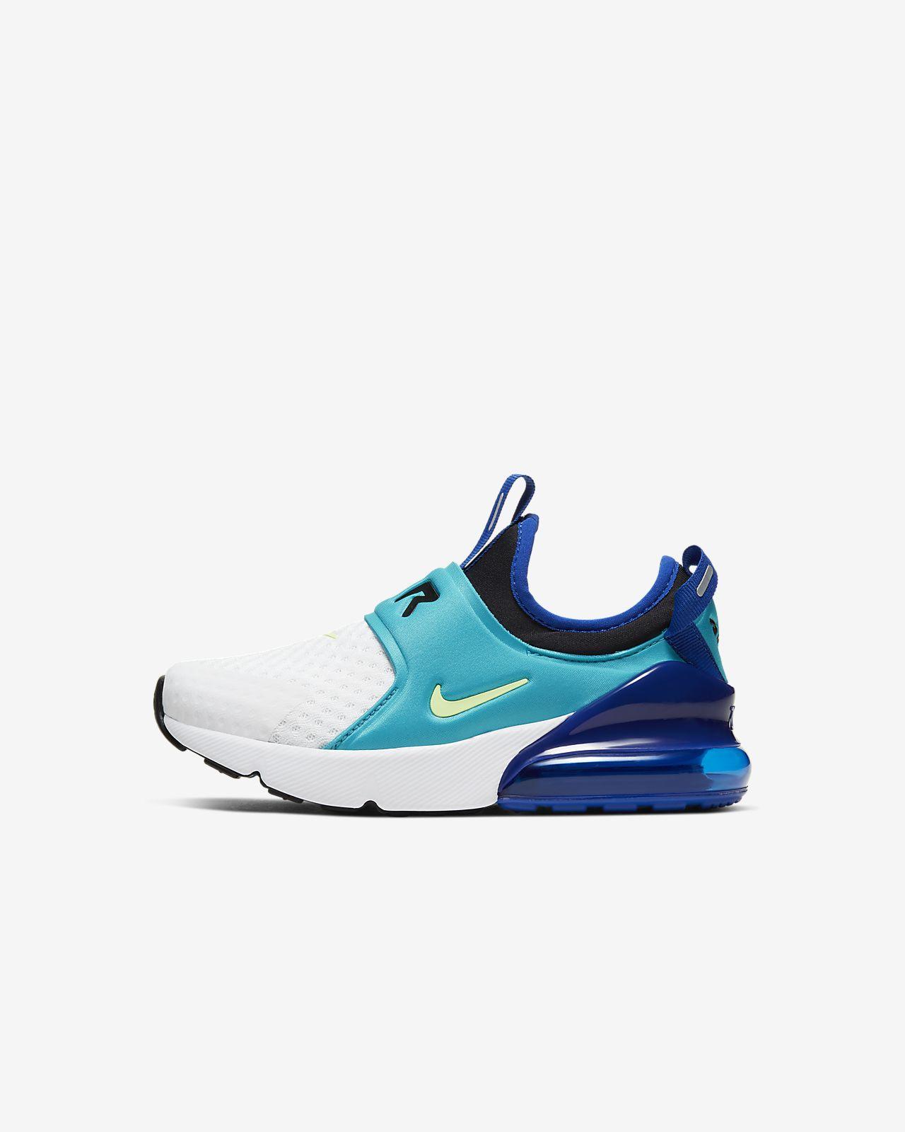 Nike Air Max 270 Extreme sko til små barn