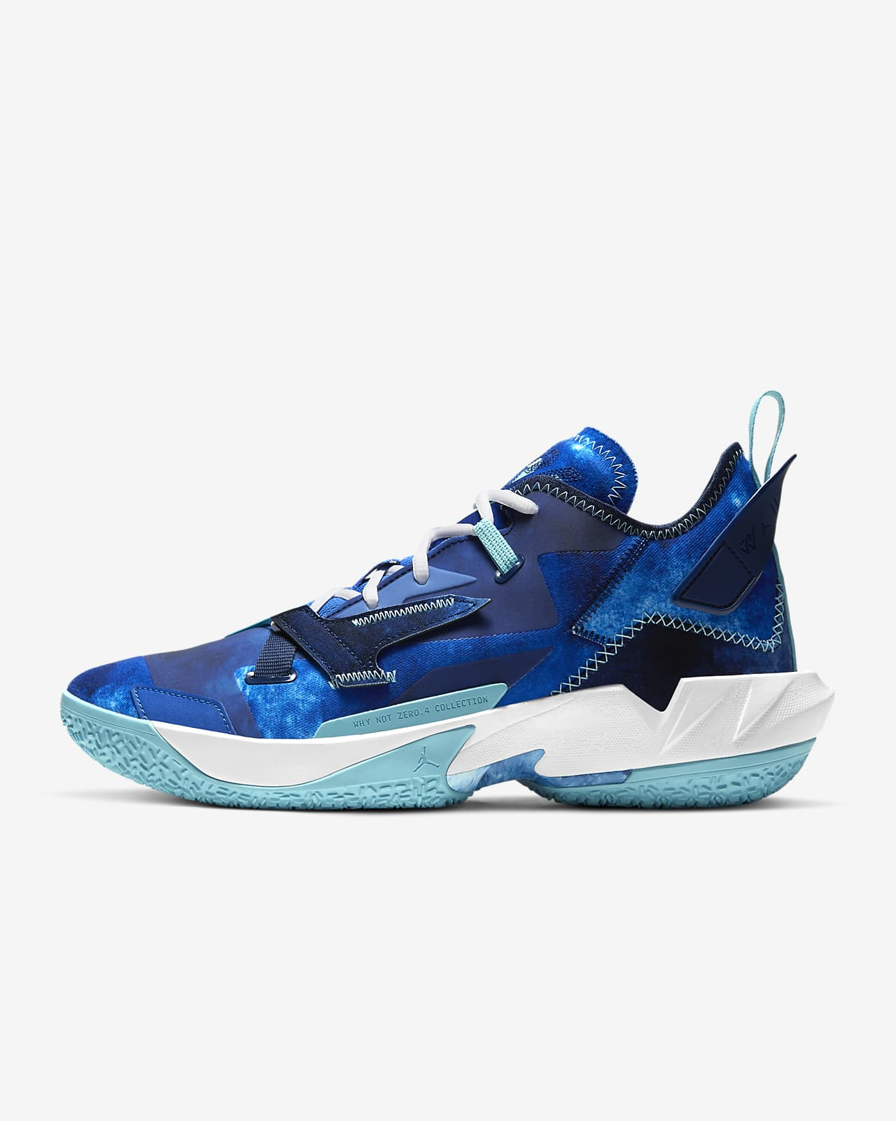 Jordan 'Why Not?'Zer0.4 'Trust & Loyalty' Basketball Shoe