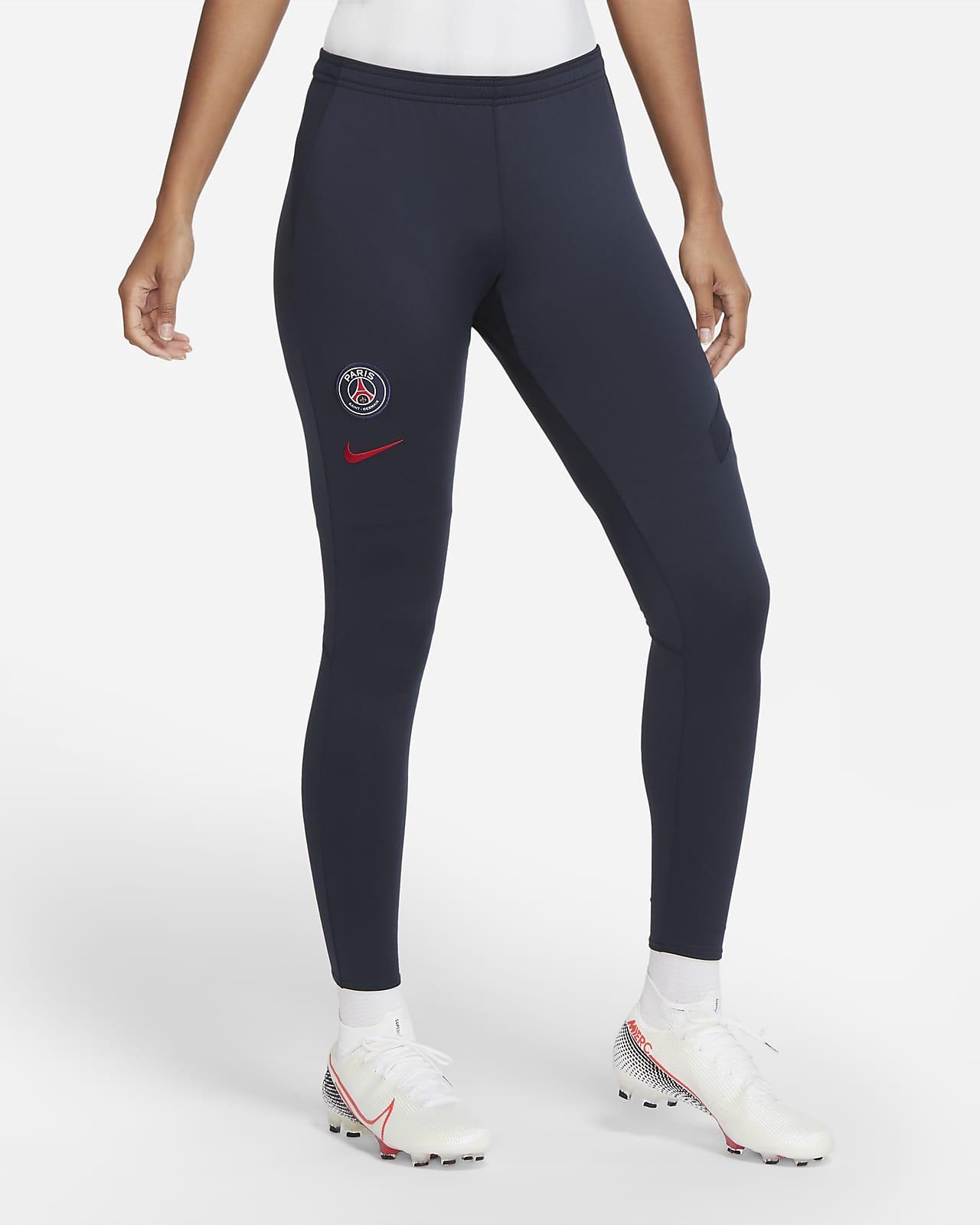 Pantalon de football en maille Paris Saint-Germain Academy Pro pour Femme