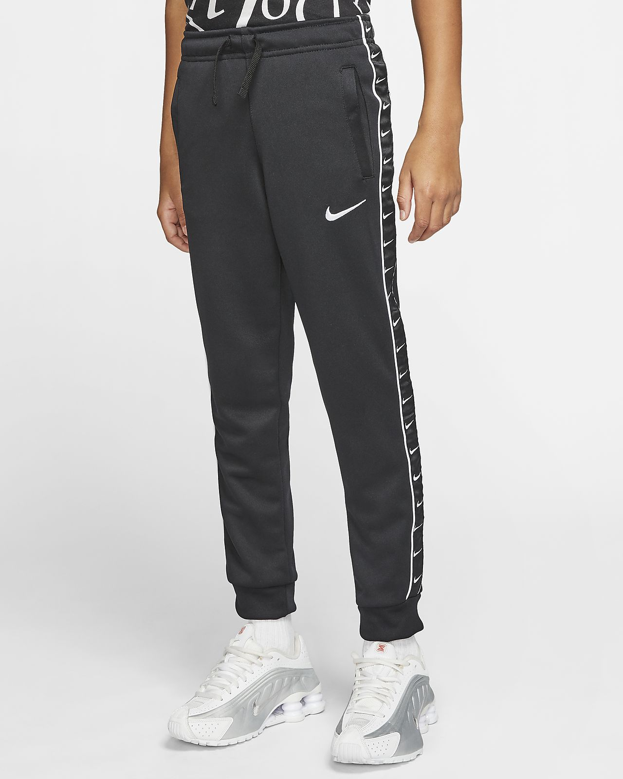 Joggingbyxor Nike Sportswear Swoosh för ungdom