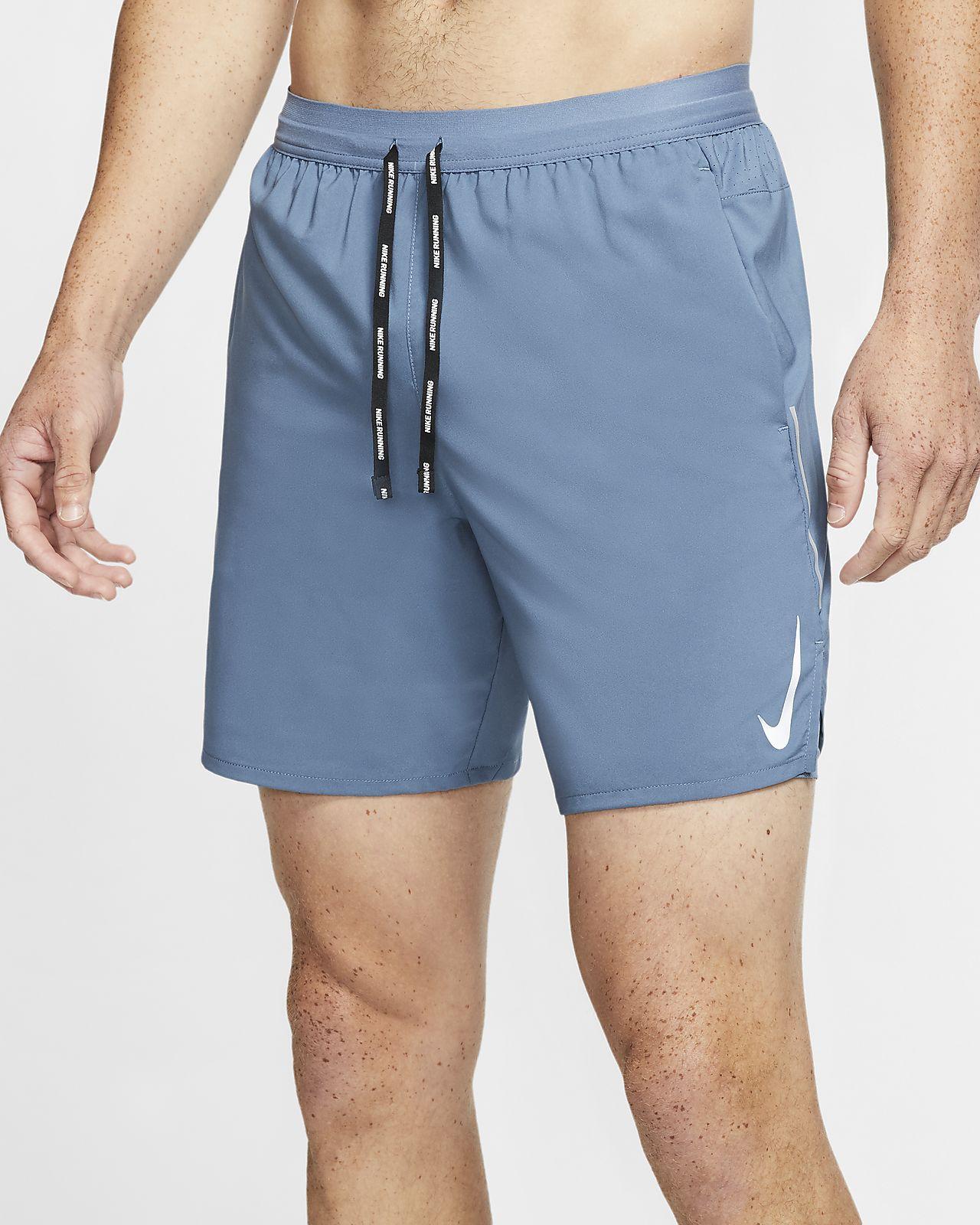 Shorts da running 2-in-1 18 cm Nike Dri-FIT Flex Stride - Uomo