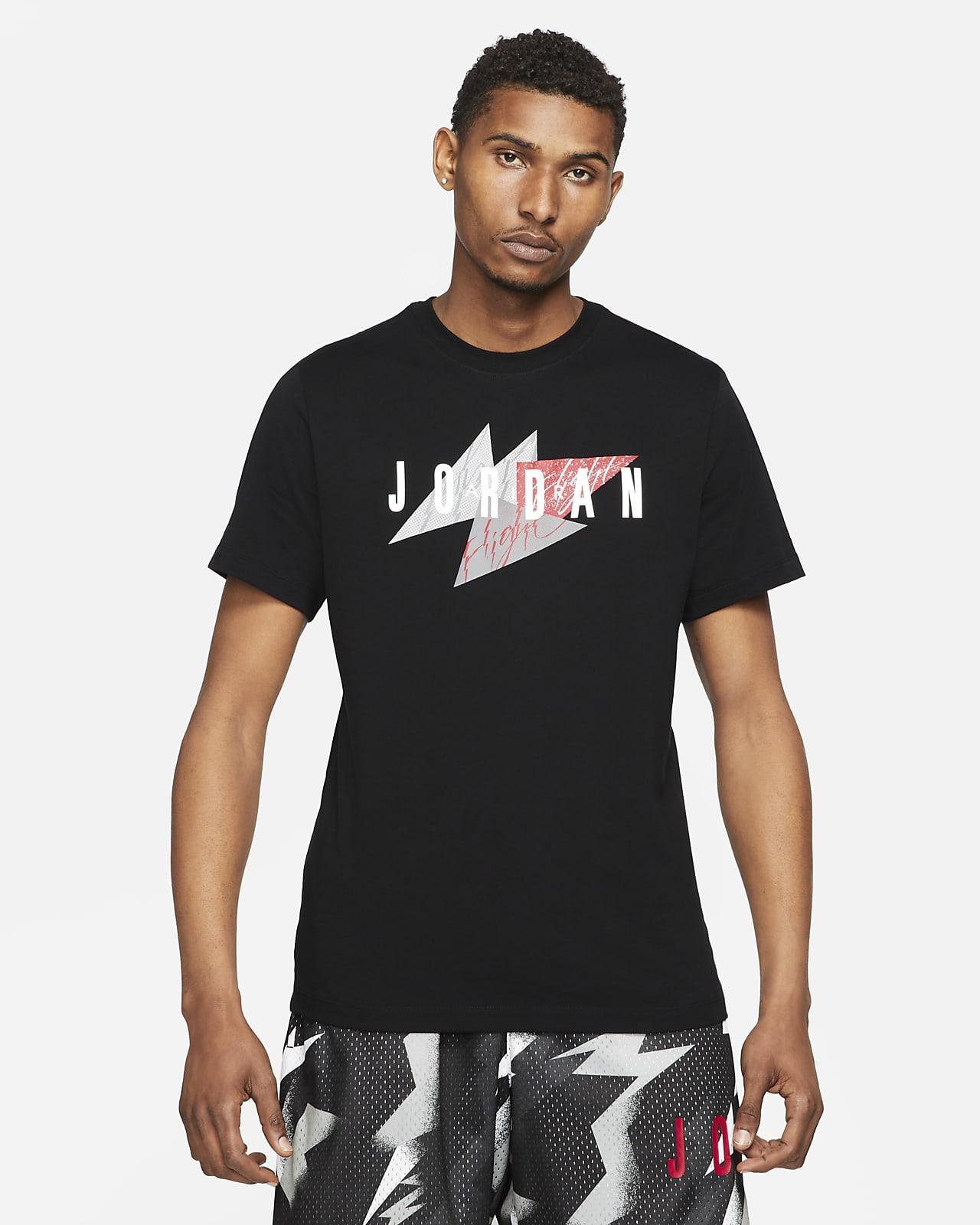 Playera de manga corta para hombre Jordan Jumpman Air
