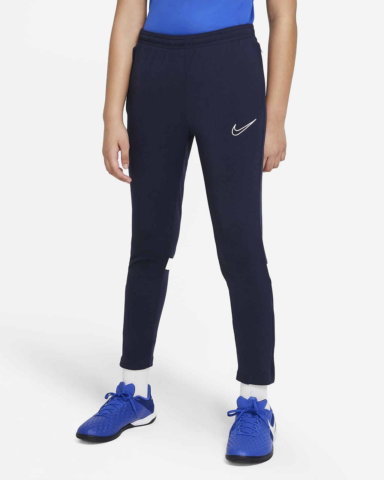 Pantaloni da calcio in maglia Nike Dri-FIT Academy - Ragazzi