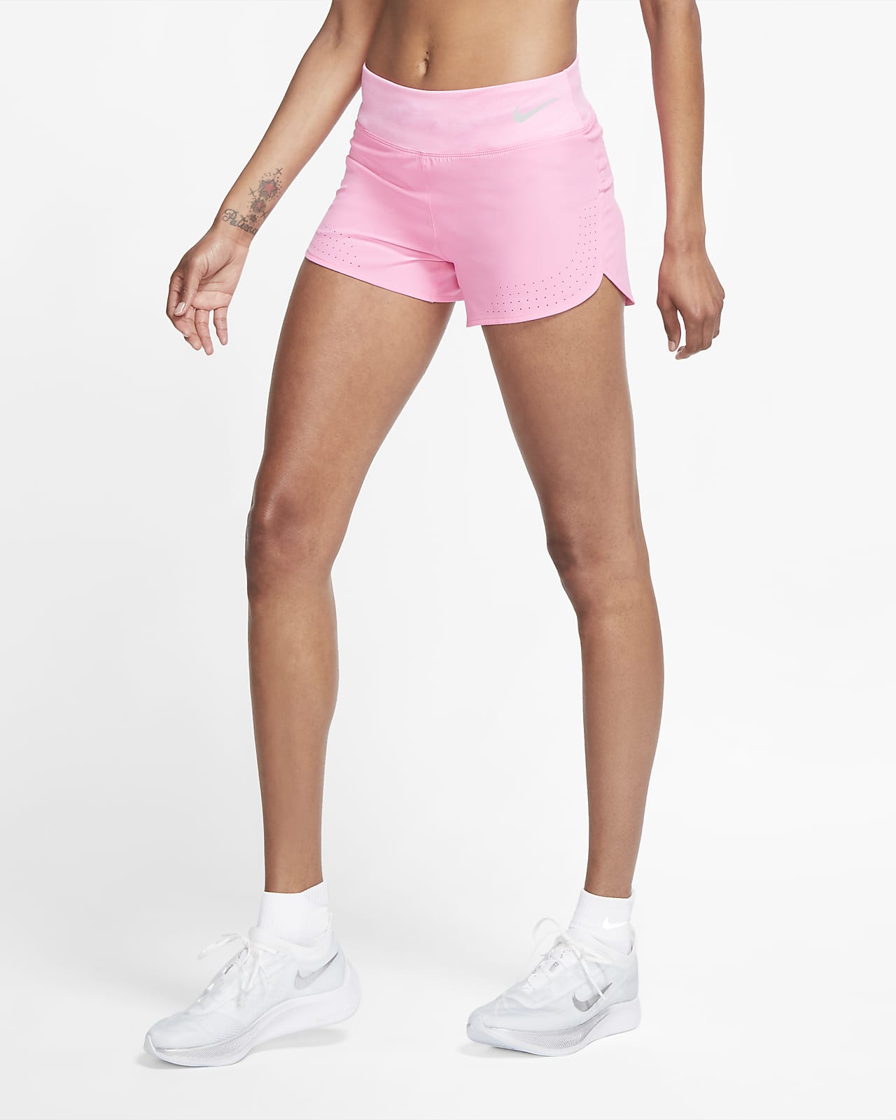 Shorts de running para mujer Nike
