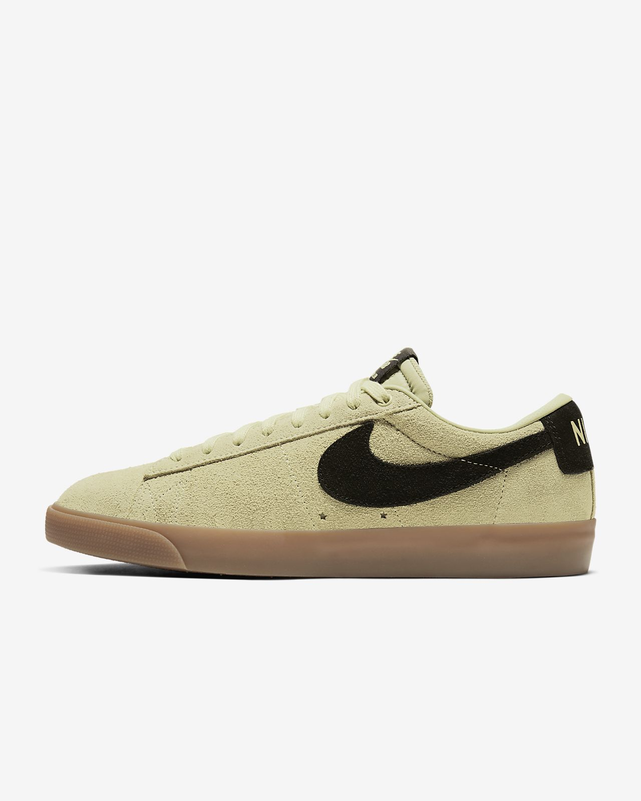 Nike SB Zoom Blazer Low (Brown)