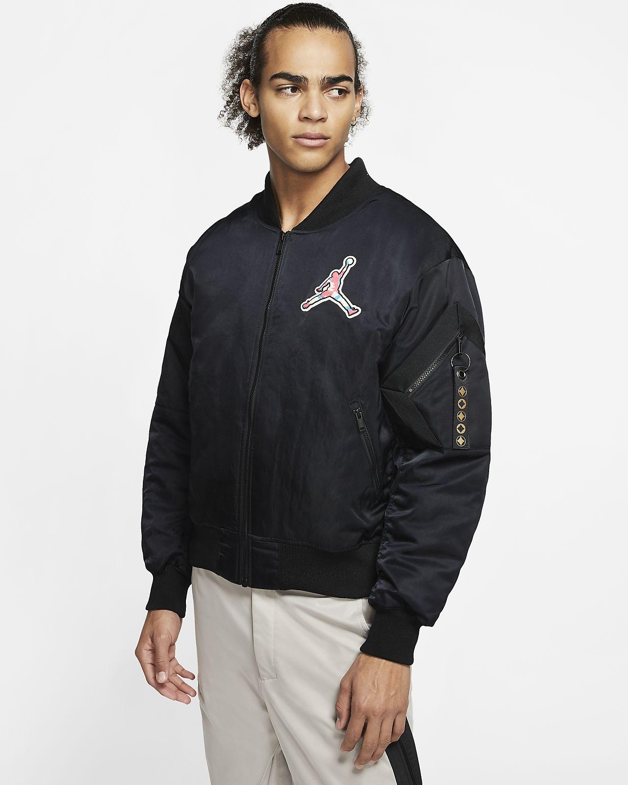 jordan jacket bomber factory store