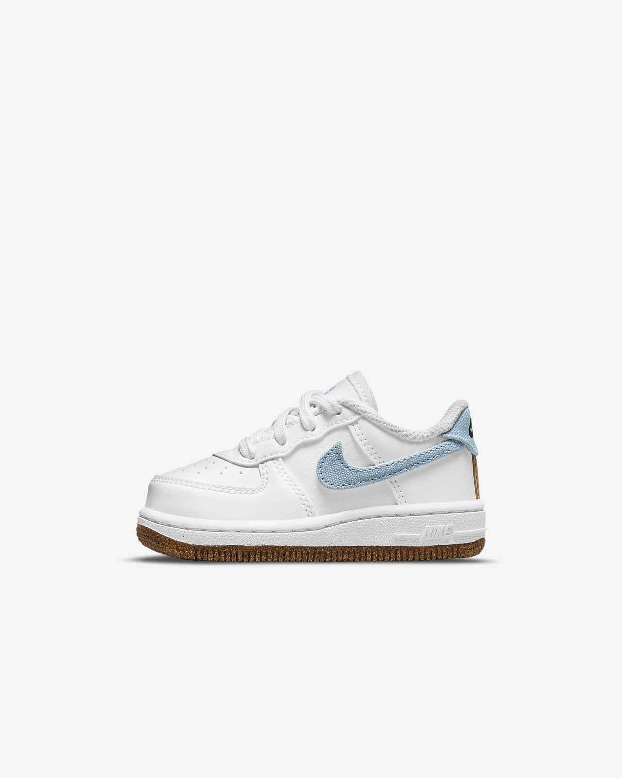 Nike Force 1 LV8 Baby & Toddler Shoe