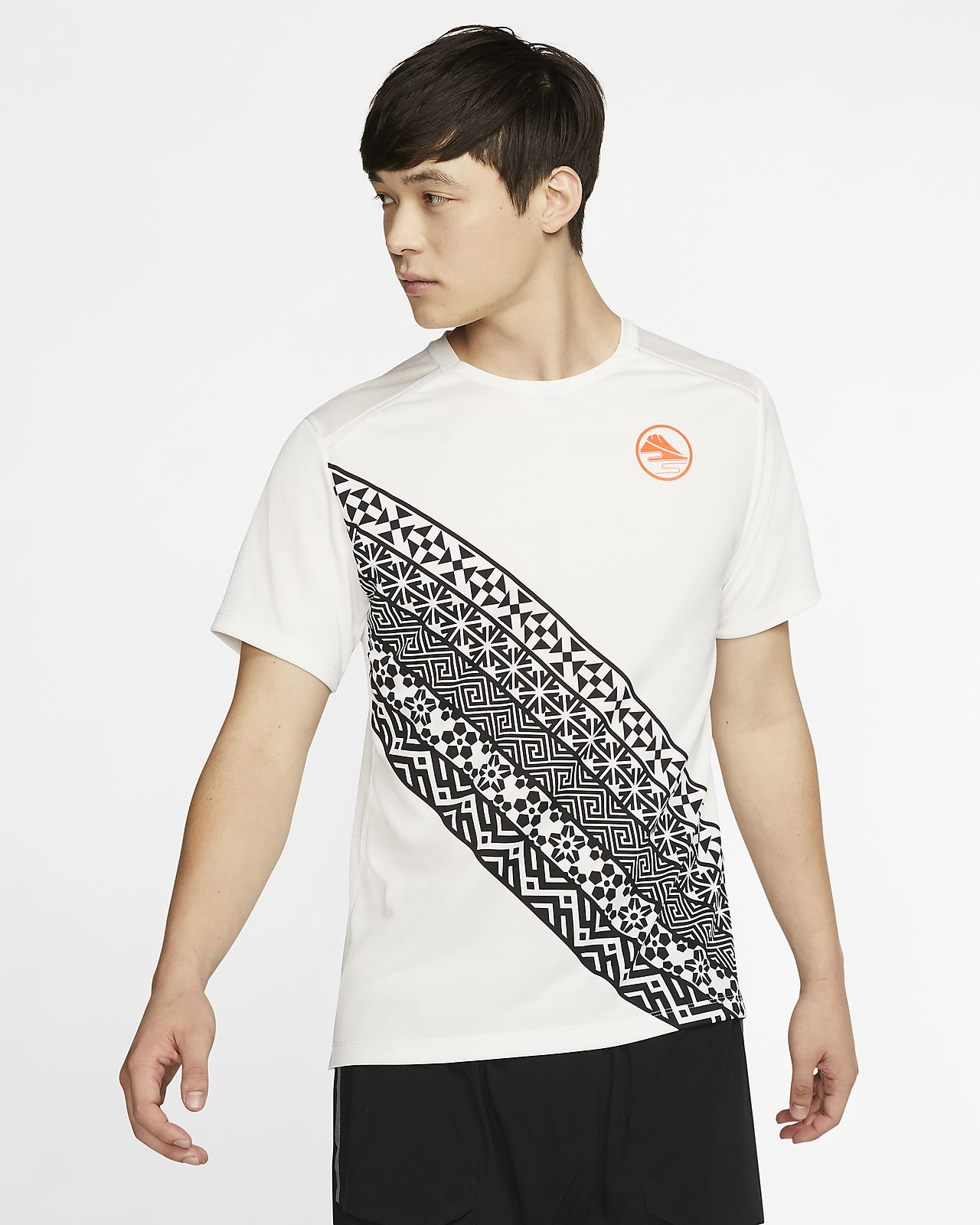 Camisola de running Nike Dri-FIT Miler para homem