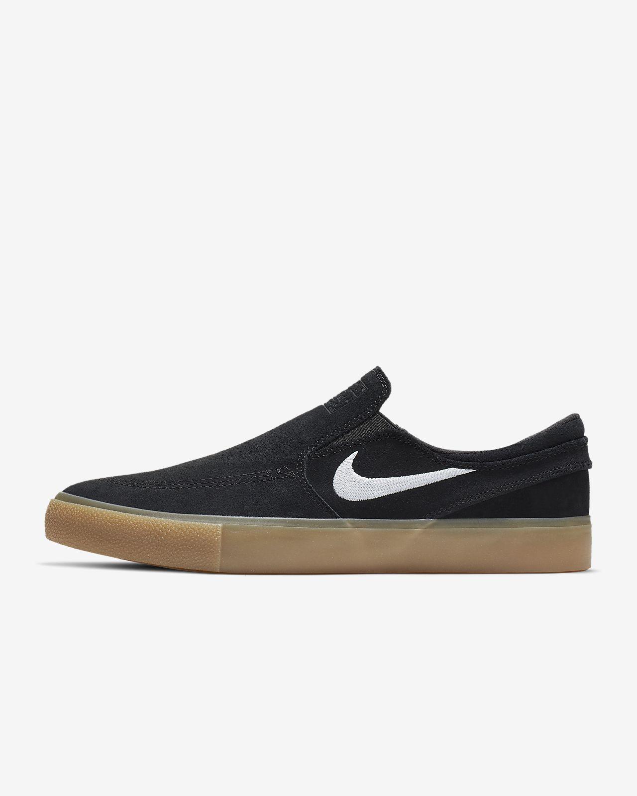 Shoes da Skate Nike SB Zoom Stefan Janoski Preto