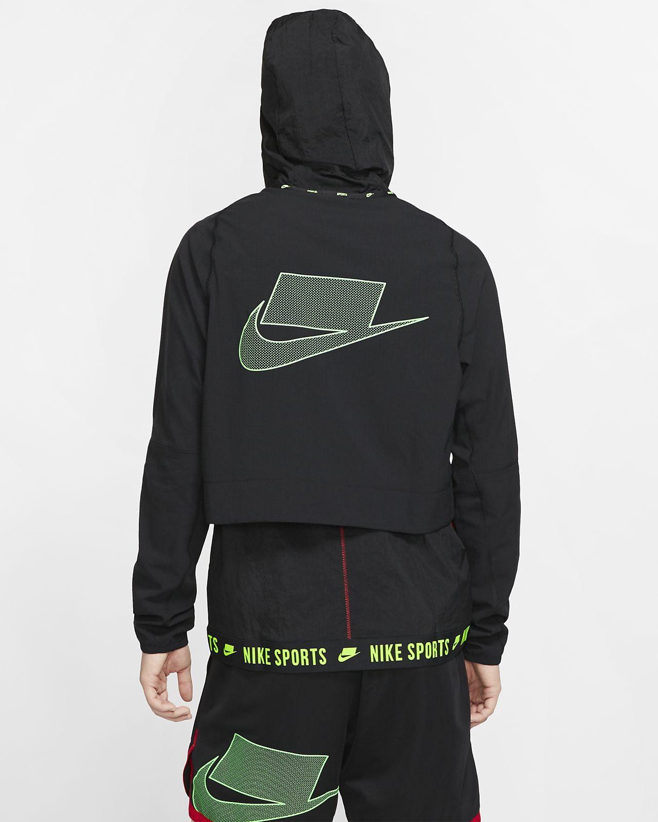 Nike Flex Sport Clash Men's Full Zip Training Jacket