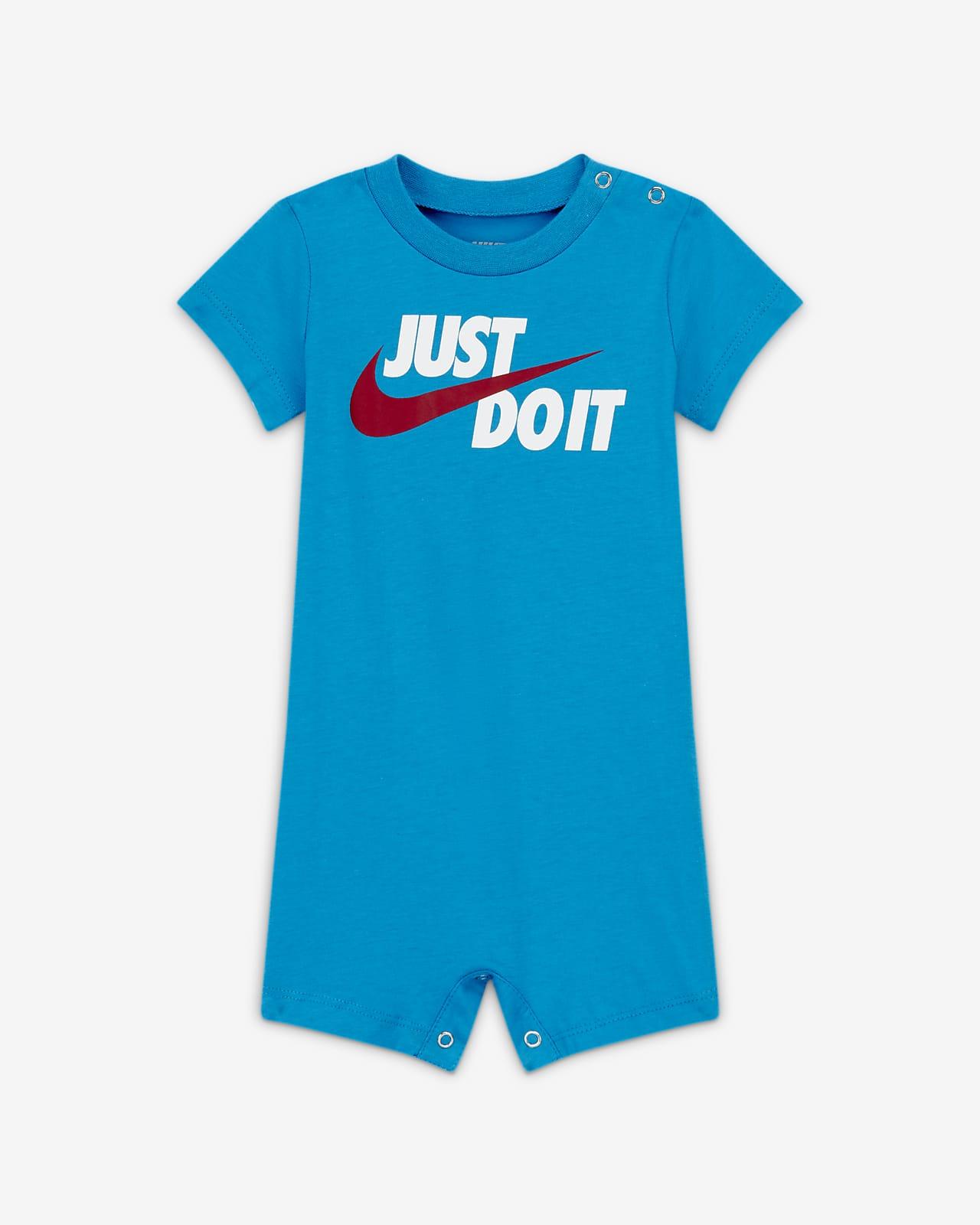 Nike Sportswear Baby (0-9M) JDI Romper