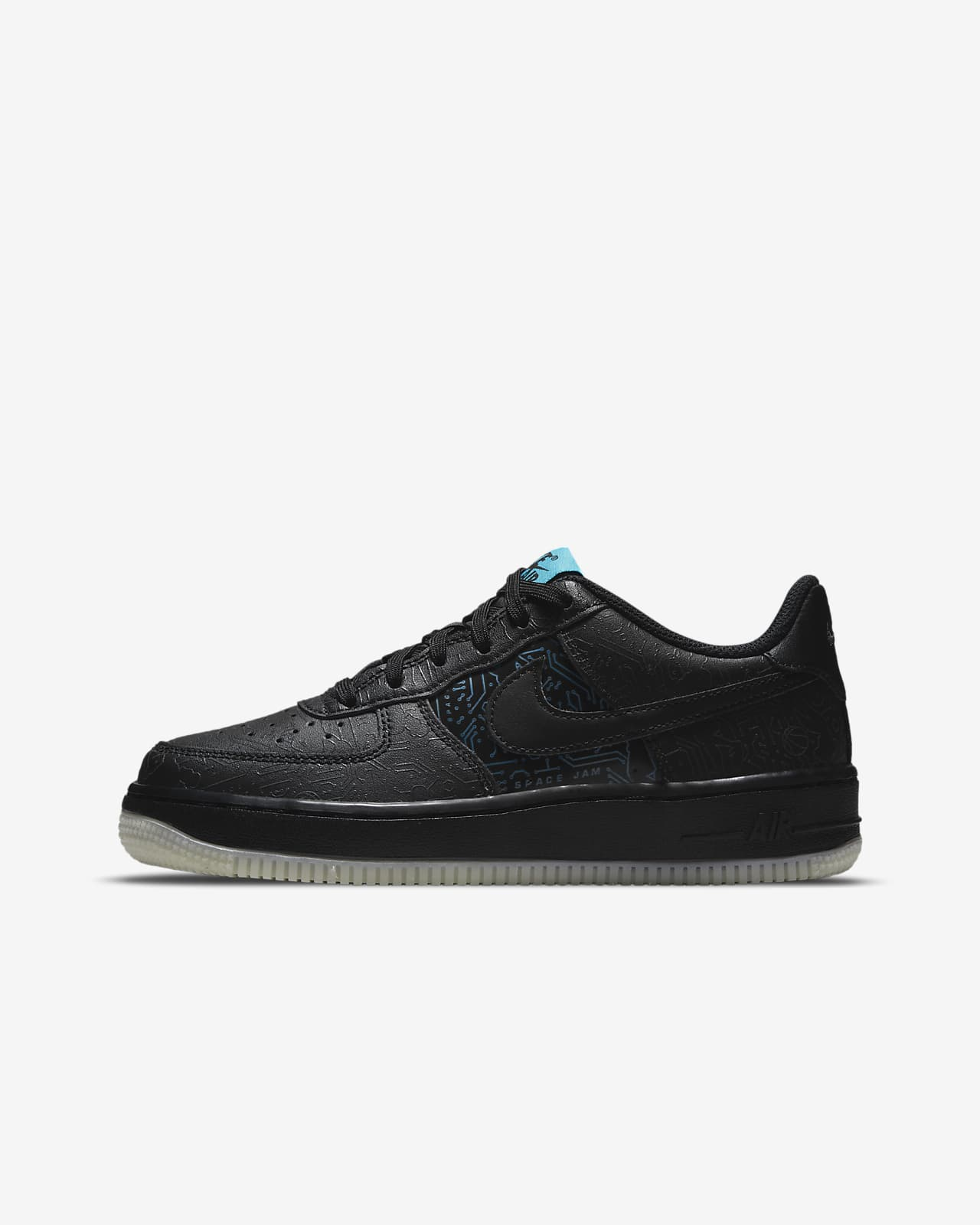 Nike Air Force 1 '06 x Space Jam: A New Legacy Big Kids' Shoes