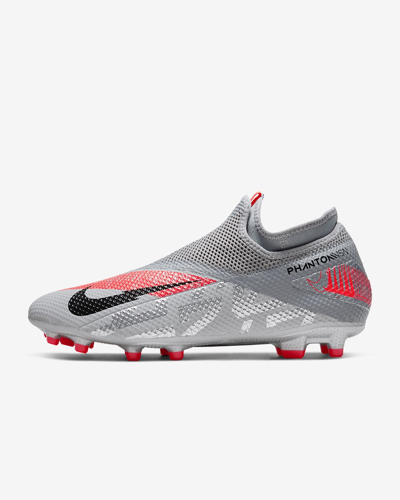 Nike Phantom Vision 2 Academy Dynamic Fit MG Multi-Ground Soccer Cleat