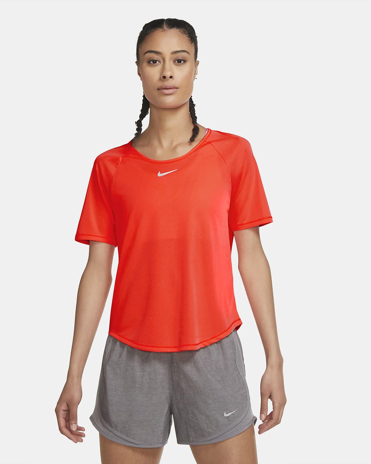 Nike Icon Clash Women's Short-Sleeve Running Top