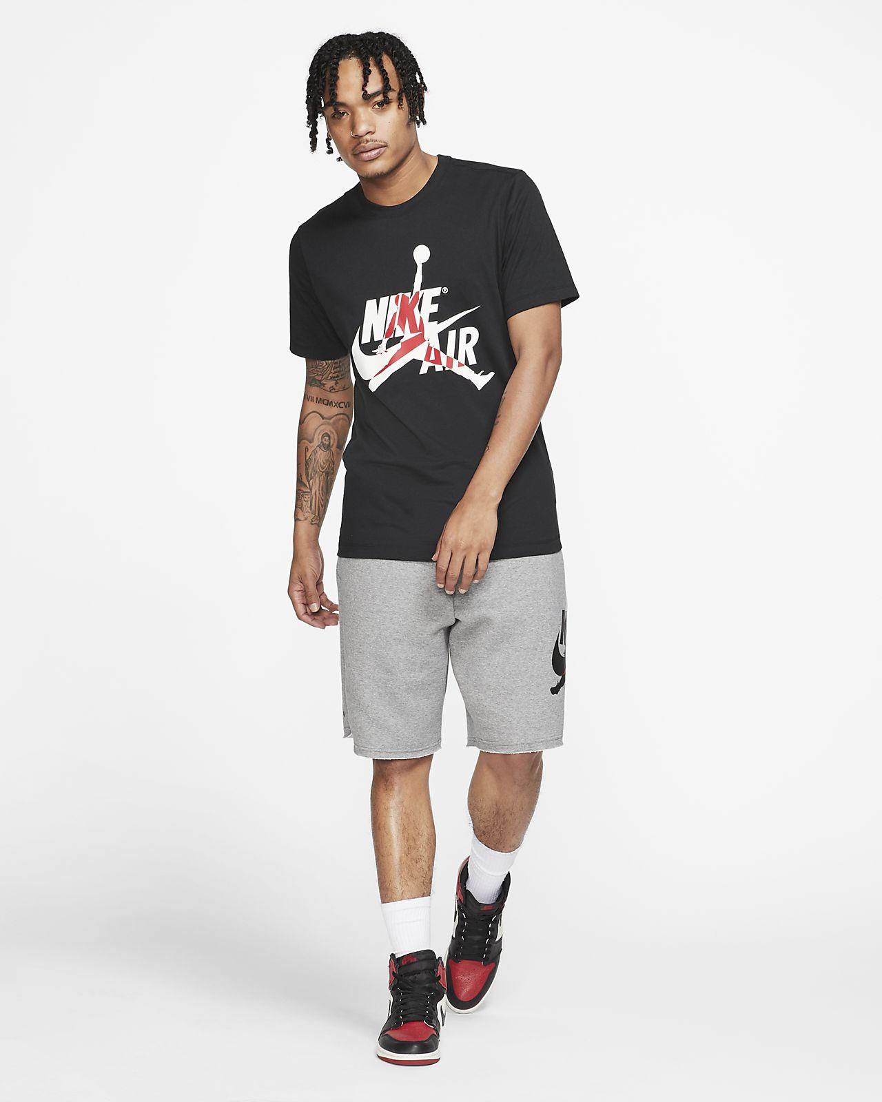 Jordan Classics T shirt til mænd