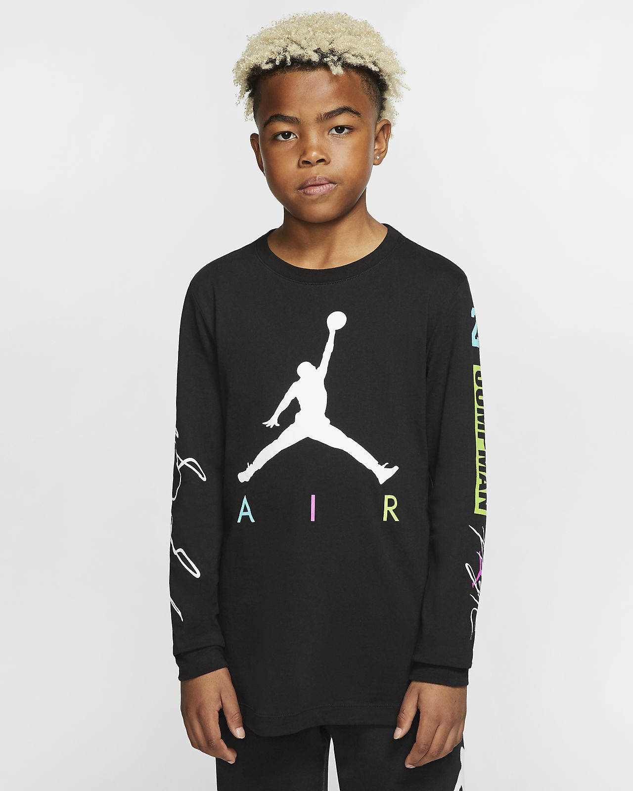 Nike Sportswear ACG Long-Sleeve T-Shirt S Black Casual Gym New