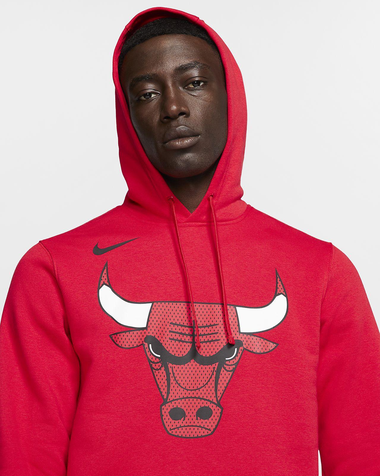 Jacka Chicago Bulls Nike NBA för kvinnor. Nike SE