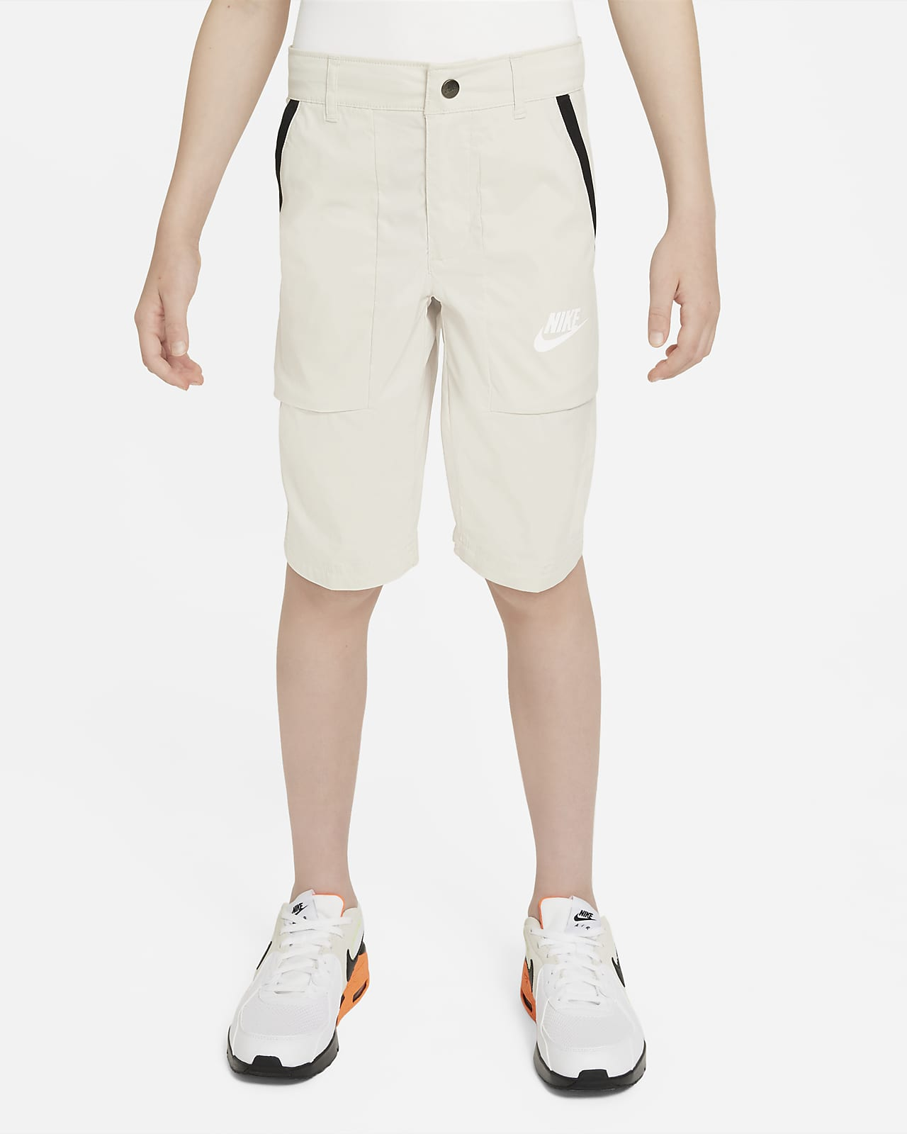 Nike Sportswear Older Kids' (Boys') Cargo Shorts