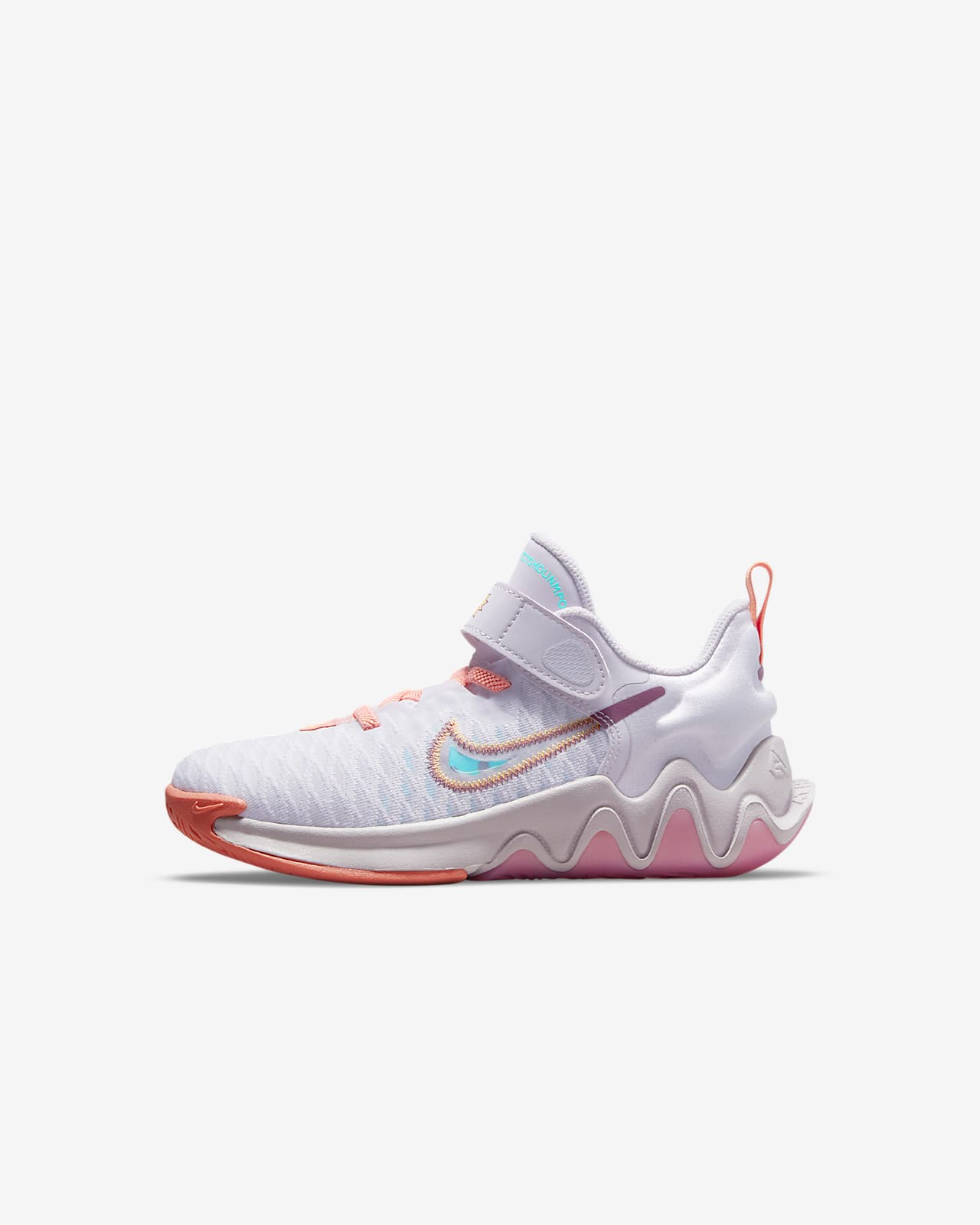 Giannis Immortality Little Kids' Shoes